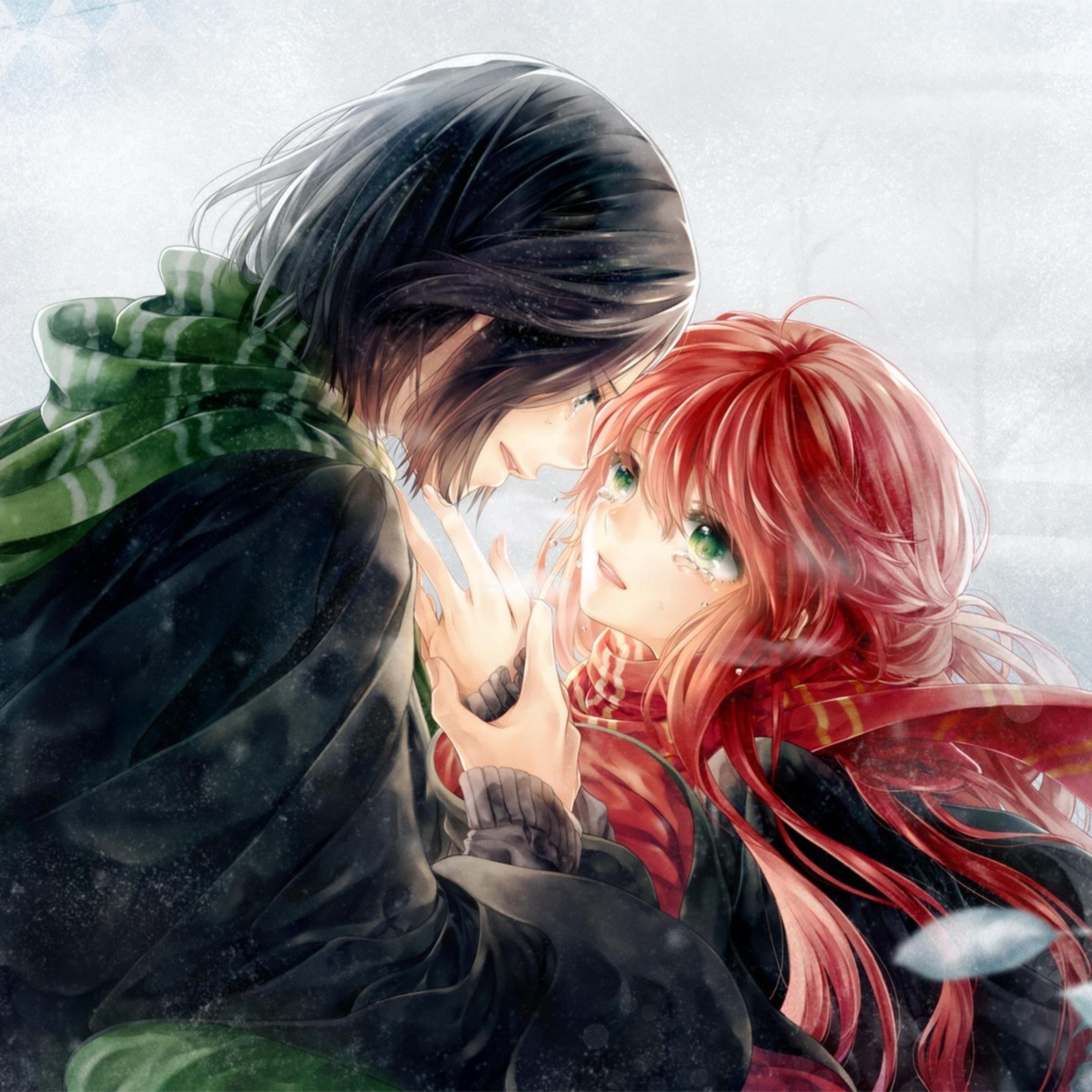 Amazing Wallpaper Harry Potter Ipad - harry-potter-severus-snape-lily-evans_11282_2248x2248  Image_246371.jpg