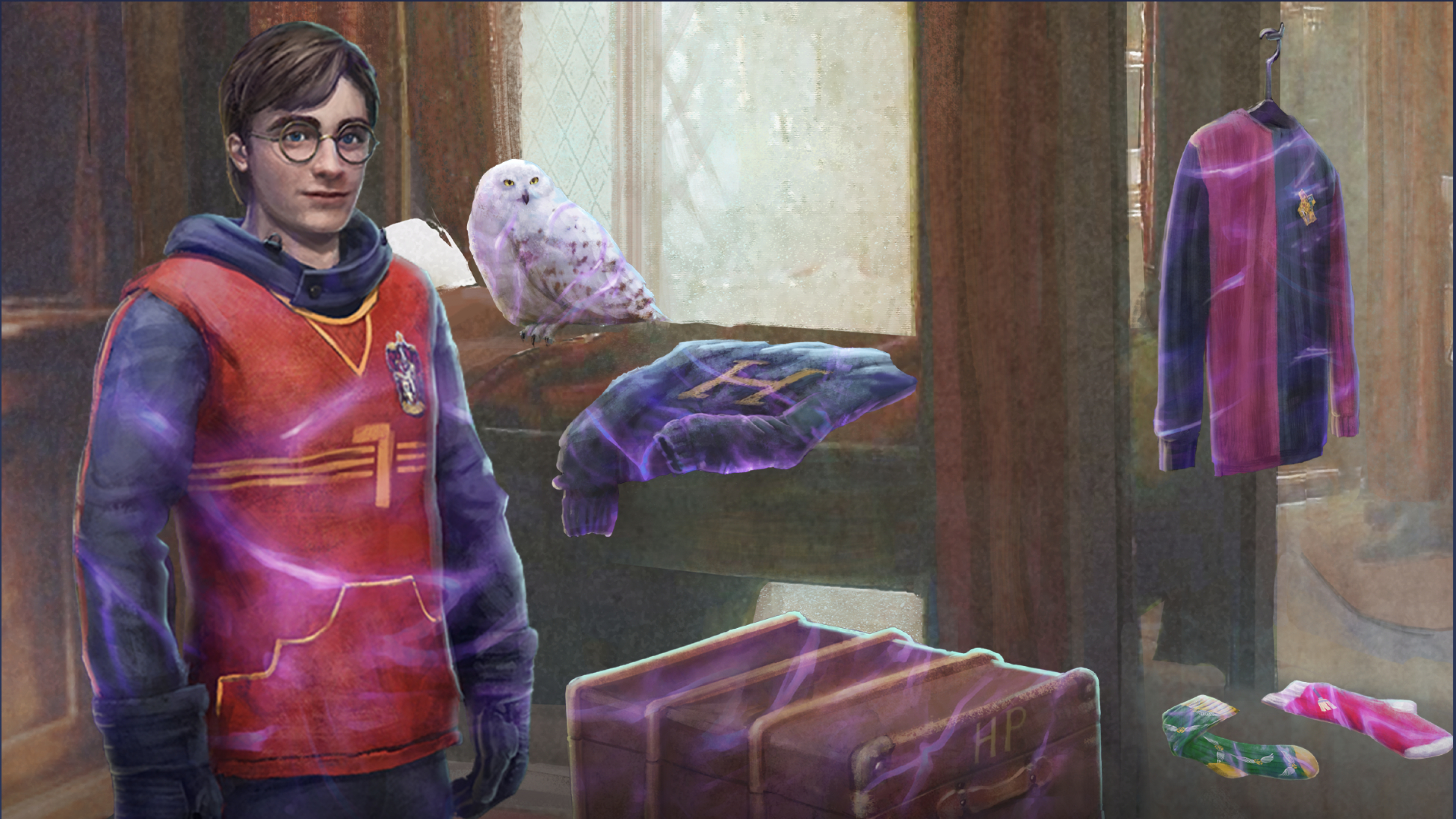 3840x2160 Harry Potter Wizards Unite 4K Wallpaper, HD ...