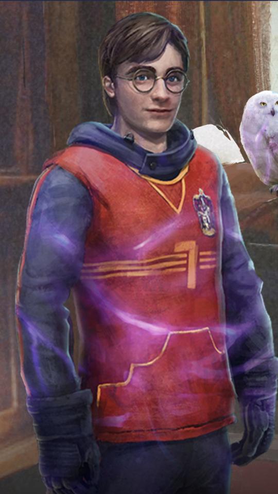 540x960 Harry Potter Wizards Unite 540x960 Resolution ...