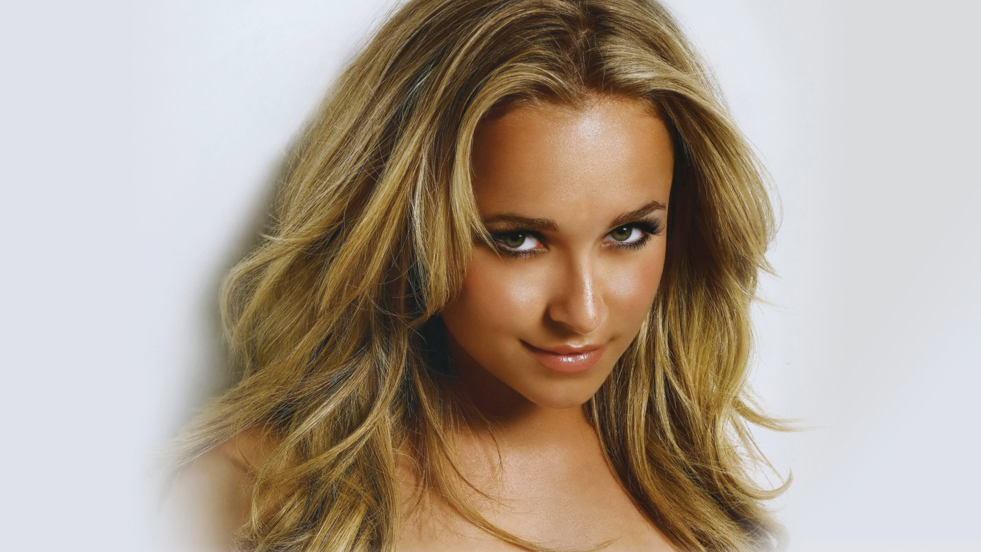Beautiful Hayden Panettiere Wallpaper