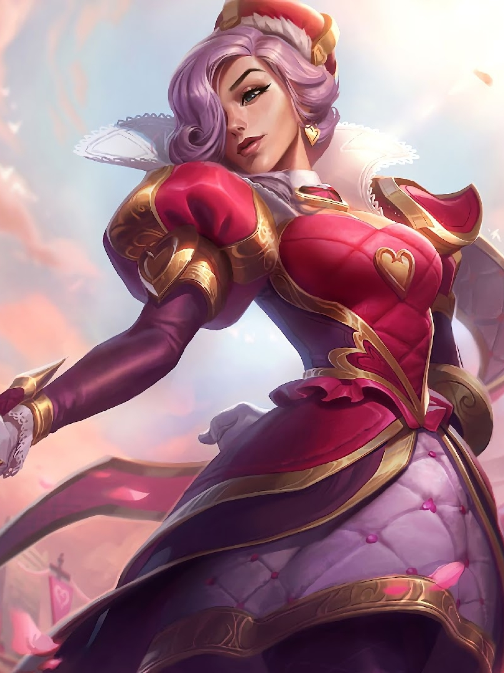 1668x2224 Heartpiercer Fiora League Of Legends 1668x2224