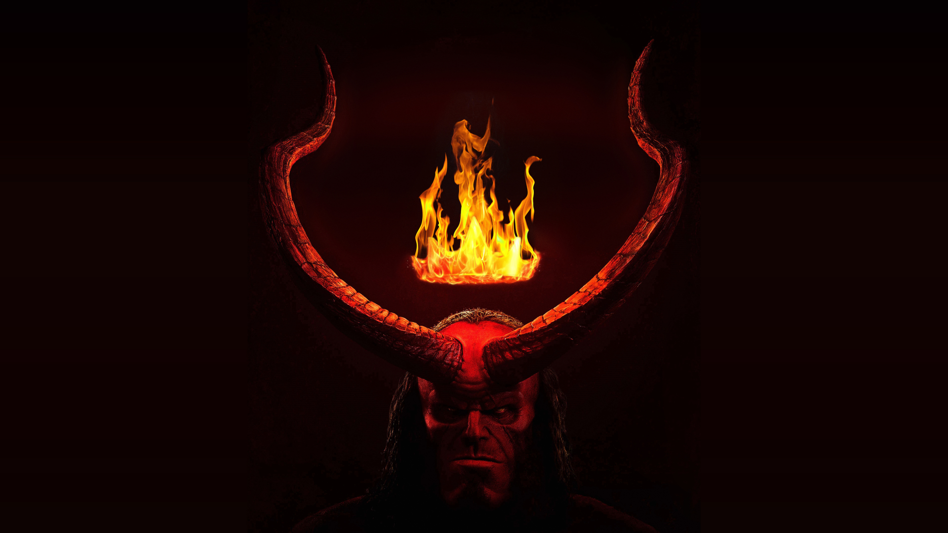 1920x1080 Hellboy 2019 Movie Poster 1080p Laptop Full Hd