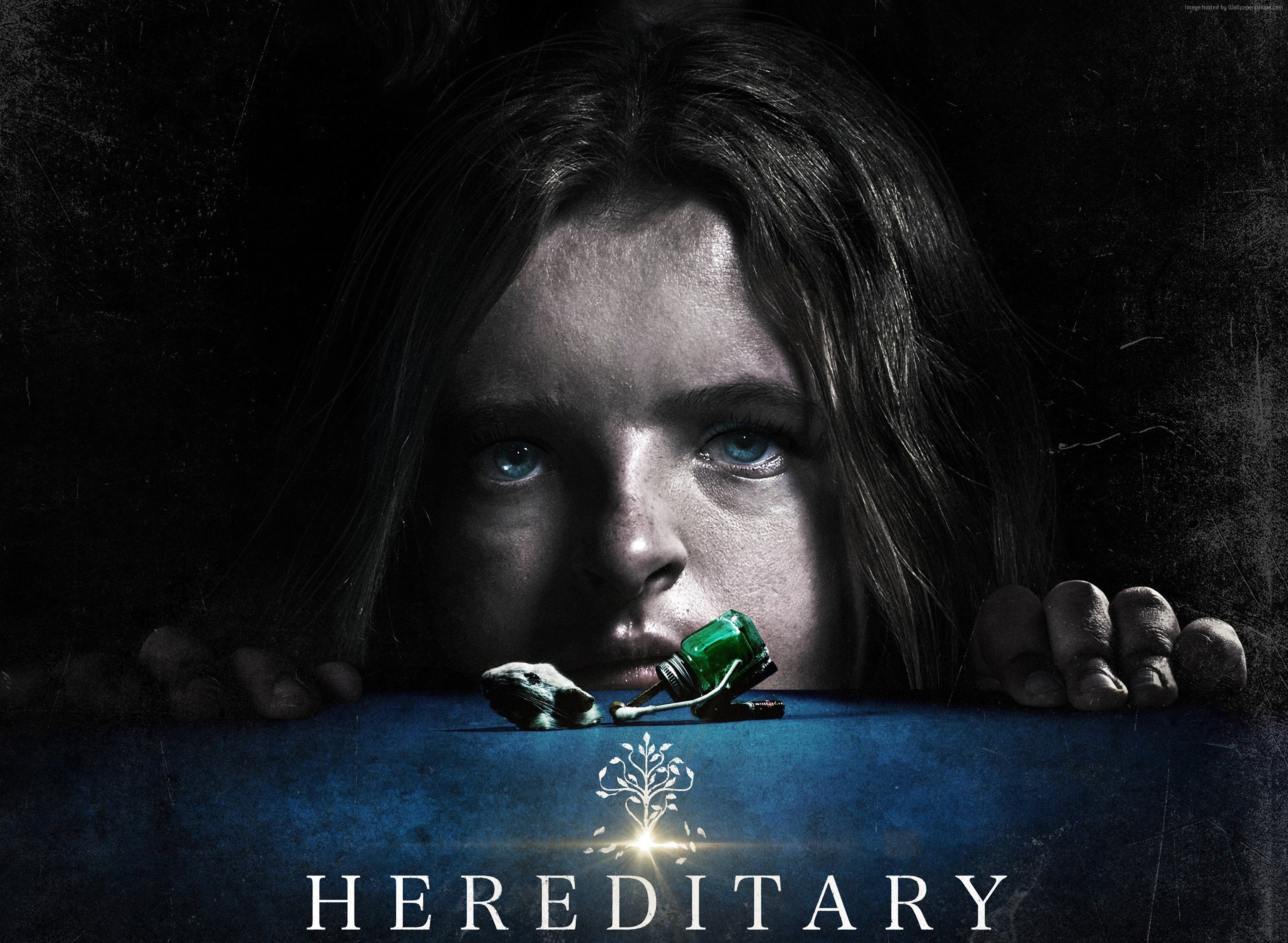Movie Poster 2019: Hereditary 2018 Movie Poster, HD 4K Wallpaper