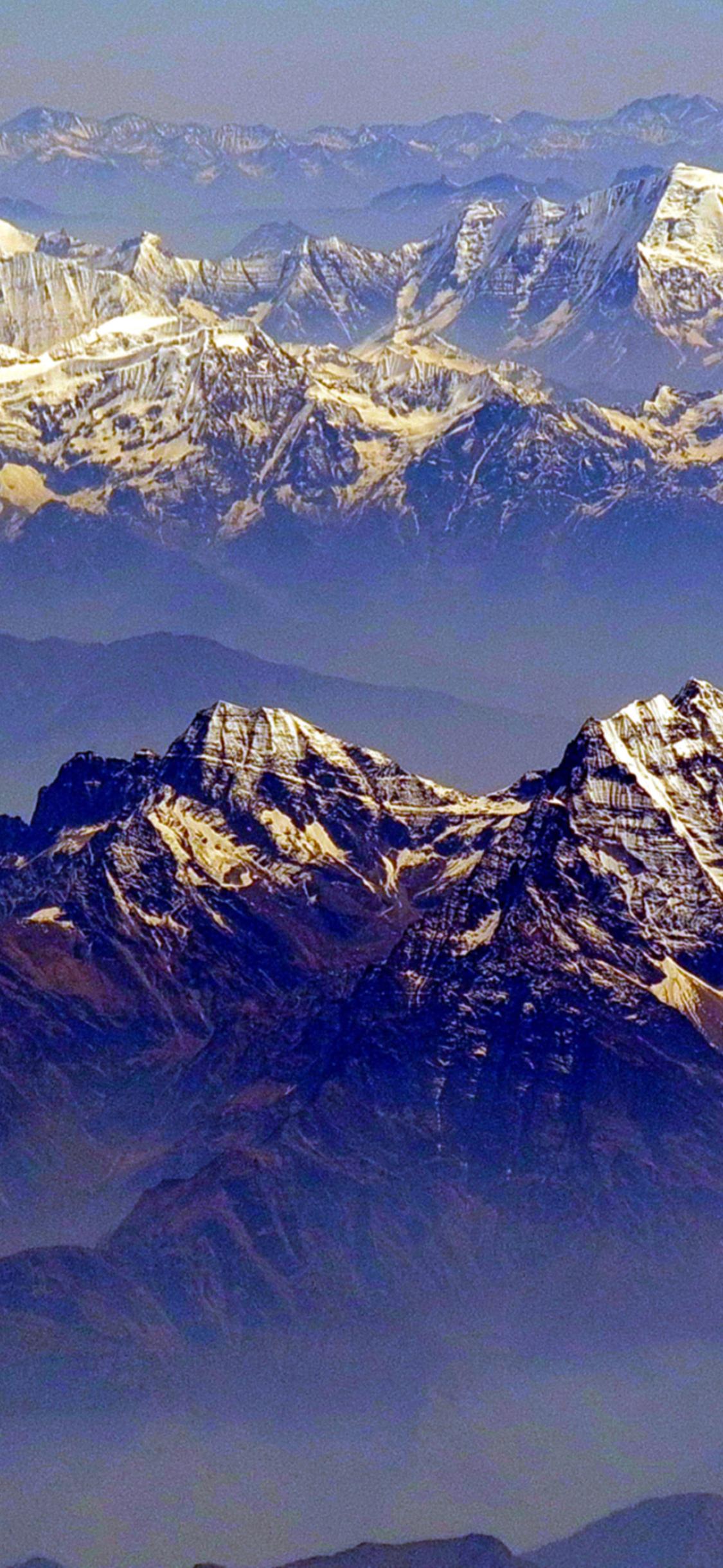 1125x2436 Himalaya 4K Iphone XS,Iphone 10,Iphone X ...