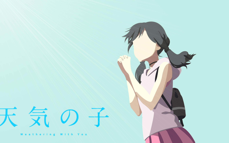 2880x1800 Hina Amano Fanart Macbook Pro Retina Wallpaper Hd Anime 4k Wallpapers Images Photos And Background