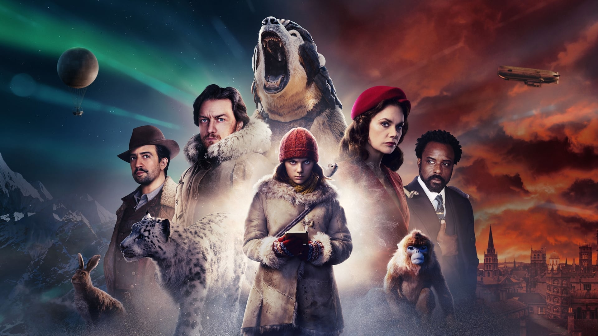 His Dark Materials 4K Wallpaper, HD TV Series 4K Wallpapers, Images, Photos  and Background