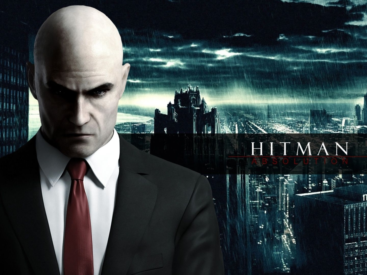 1280x960 hitman, xbox 360, absolution