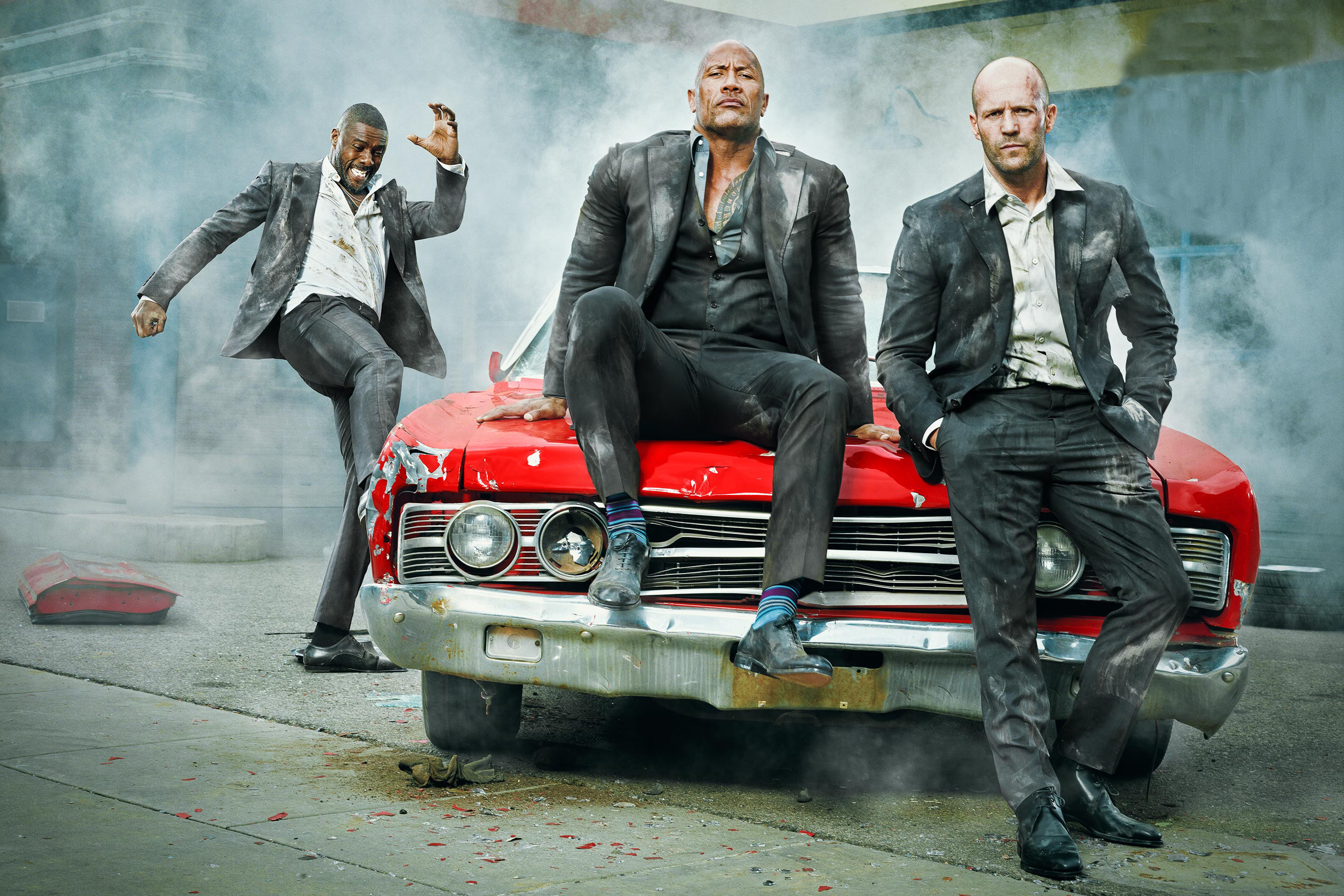 Hobbs And Shaw 4k Wallpaper Hd Movies 4k Wallpapers Images