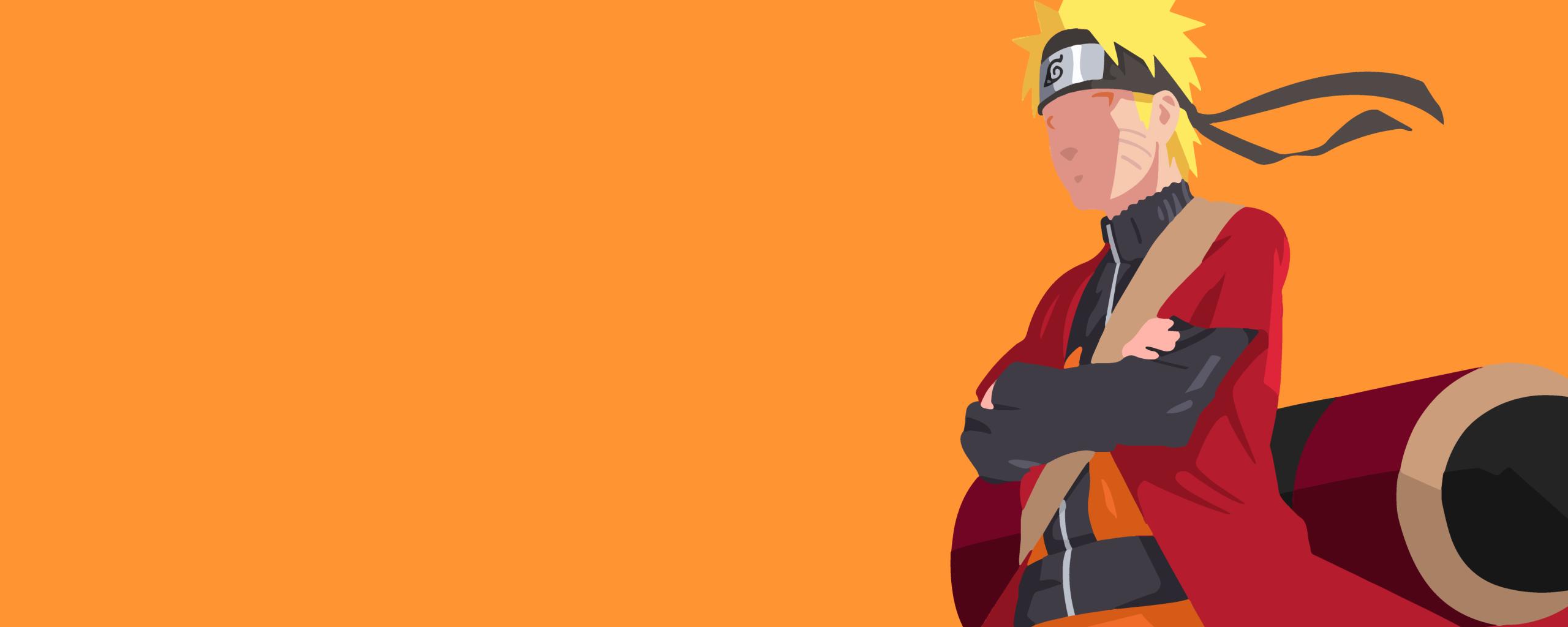 2560x1024 Hokage Naruto 4K 2560x1024 Resolution Wallpaper ...