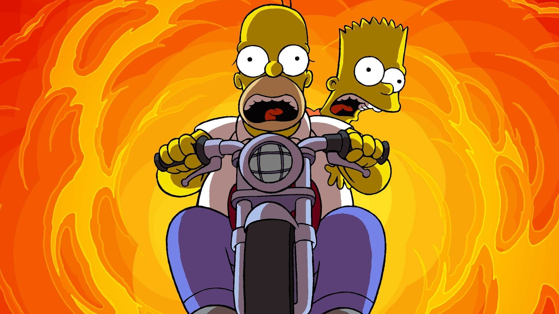 2560x1080 Homer Simpson And Bart Simpson 2560x1080 Resolution Wallpaper Hd Tv Series 4k Wallpapers Images Photos And Background