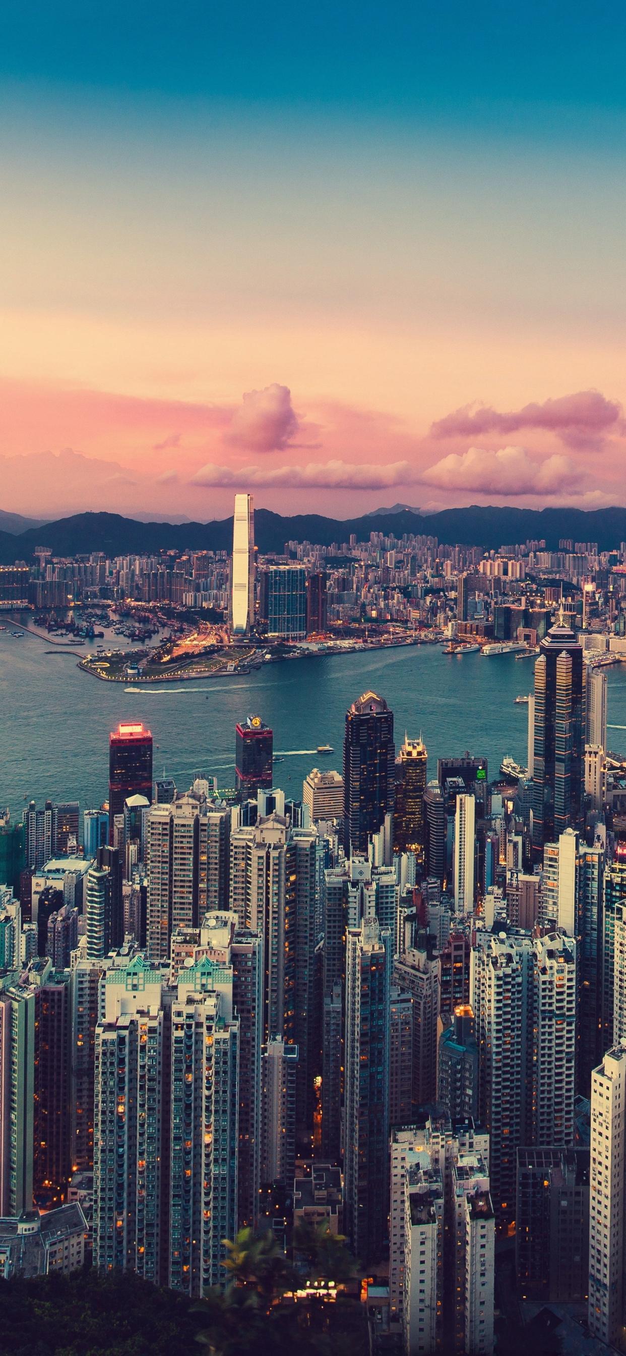 1242x2688 Hong Kong 8k Iphone Xs Max Wallpaper Hd City 4k Wallpapers Images Photos And Background