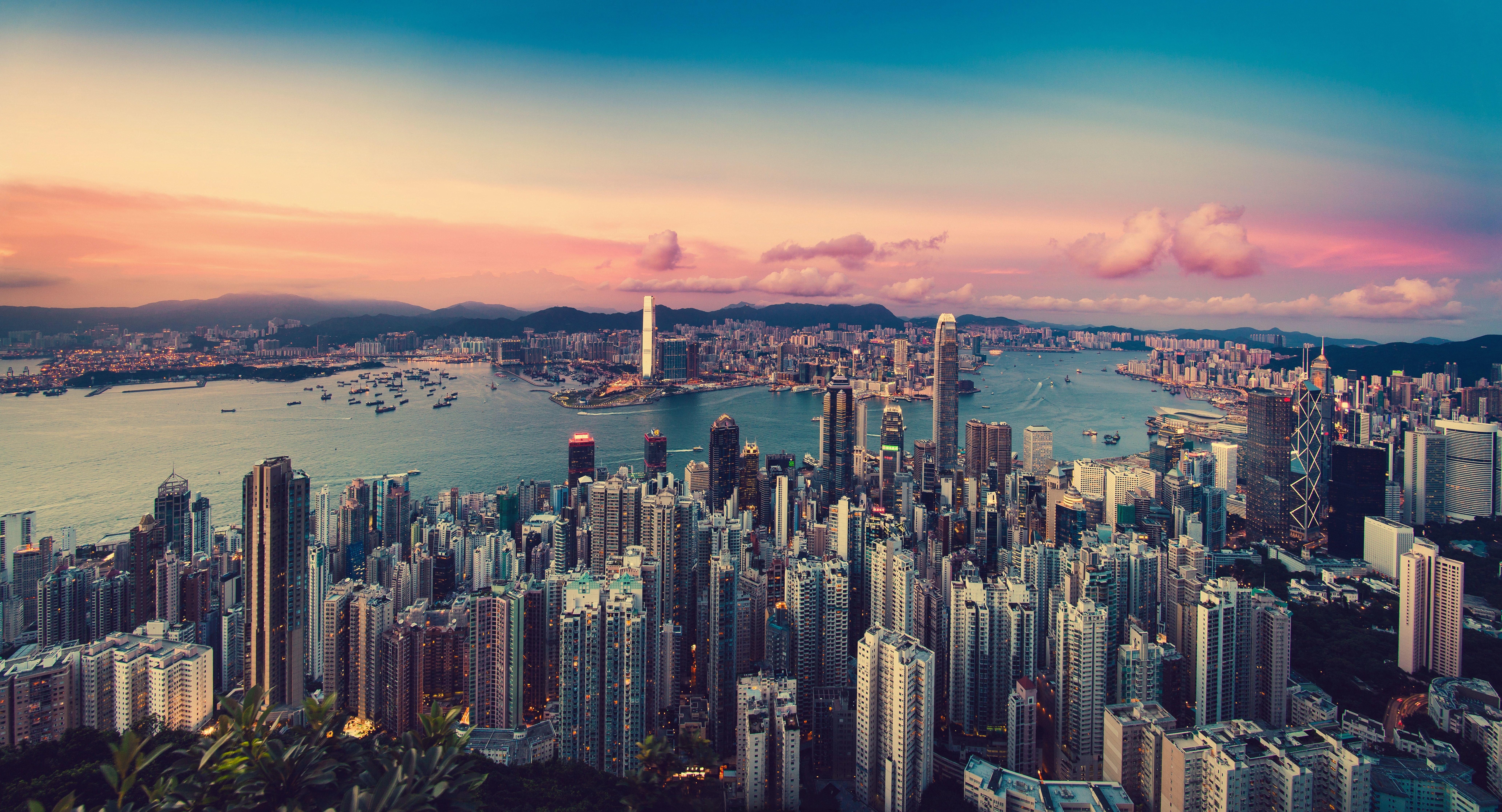 Hong Kong 8K Wallpaper, HD City 4K Wallpapers, Images ...