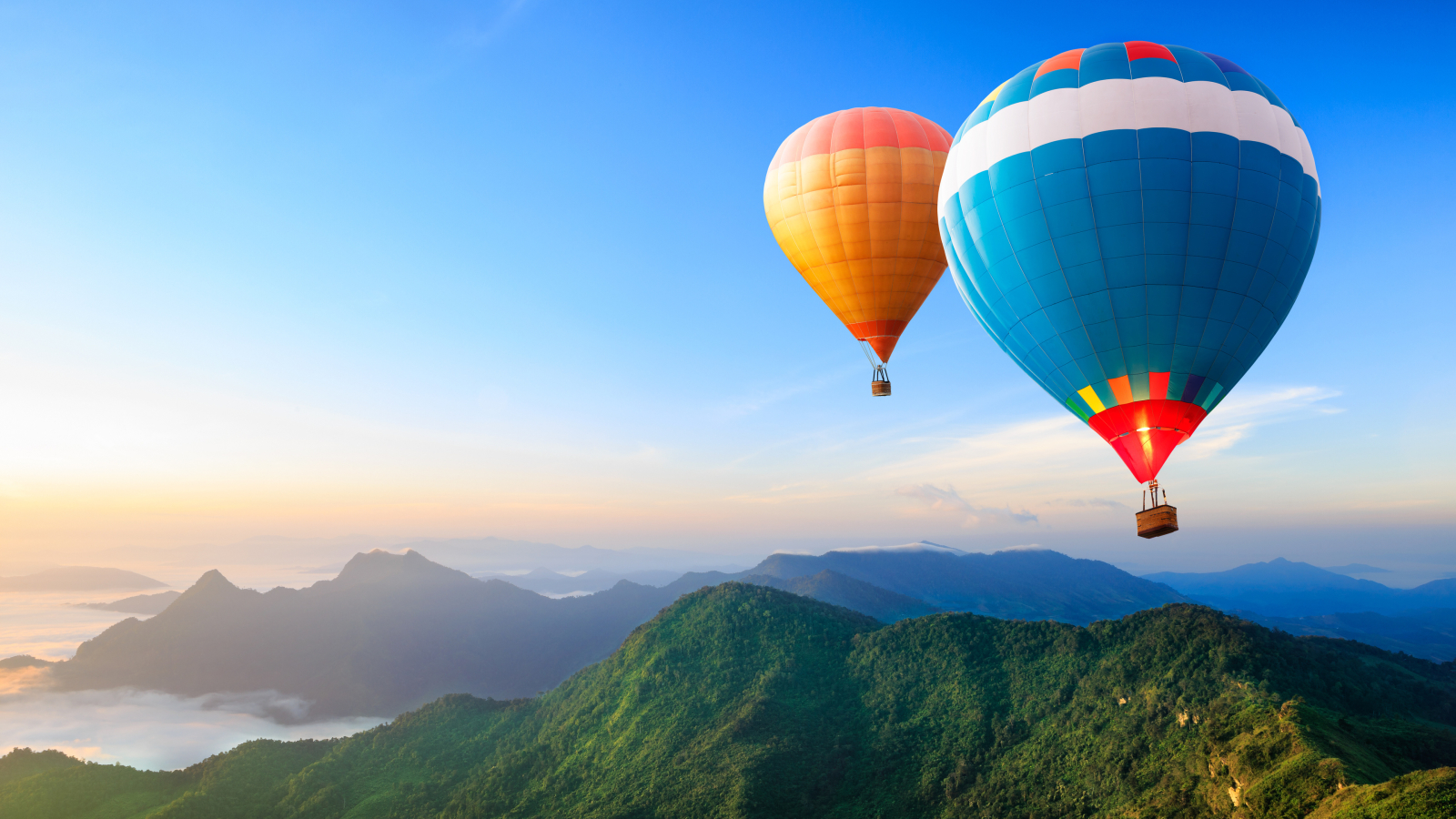 воздушный шар доброе утро картинки энергия
