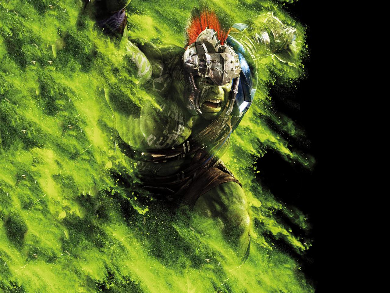 Hulk In Thor Ragnarok, HD 4K Wallpaper