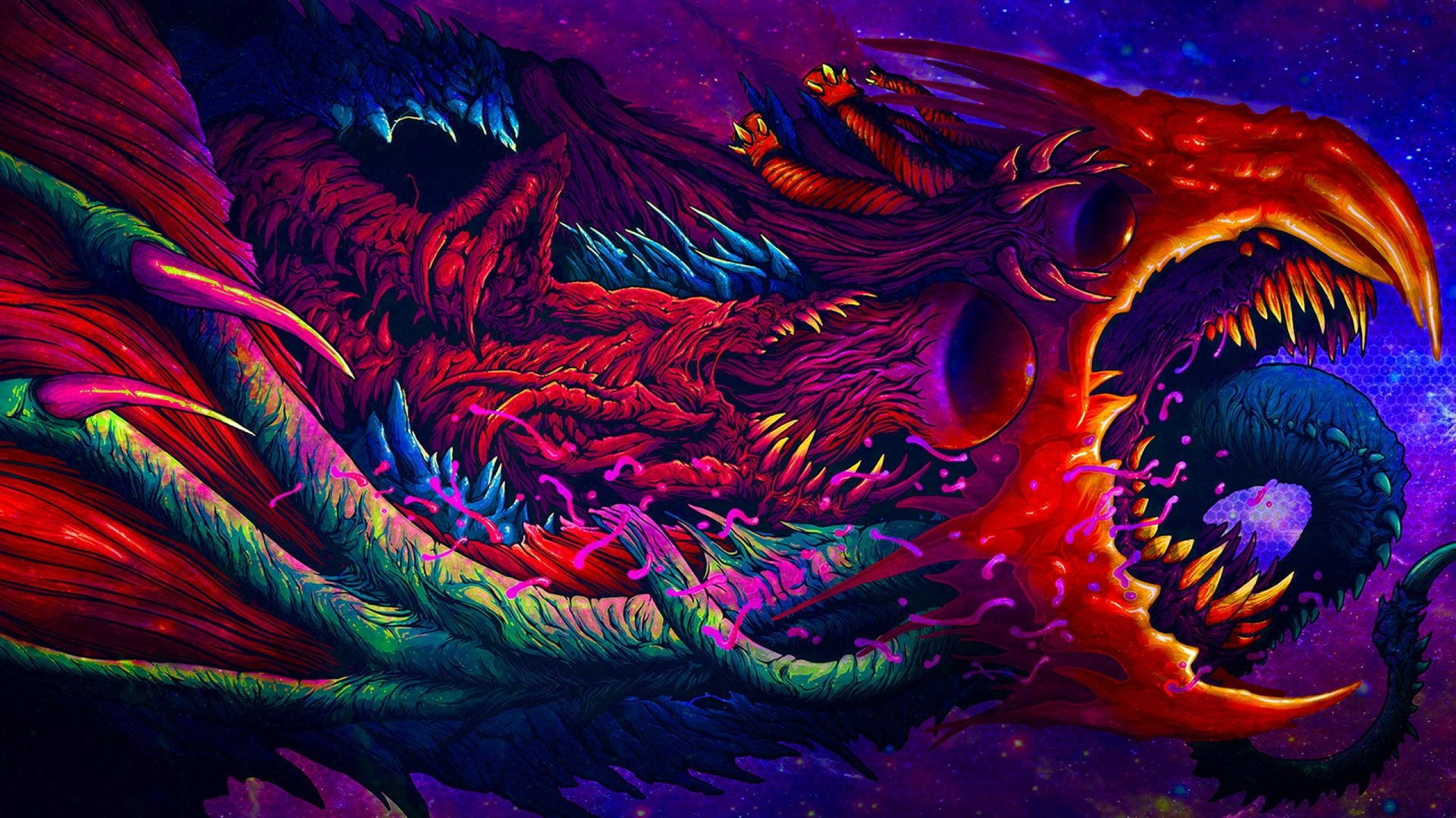2560x1440 Hyper Beast Csgo Art Cool 1440p Resolution Wallpaper Hd Games 4k Wallpapers Images Photos And Background