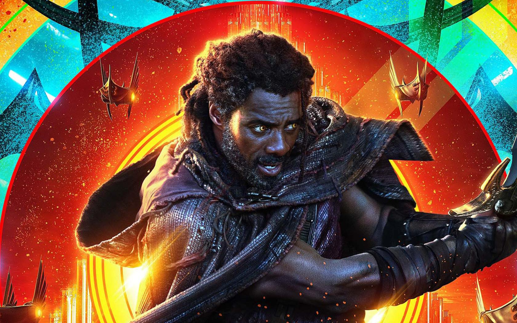 Heimdal Hd Wallpaper: Idris Elba As Heimdall, Full HD Wallpaper