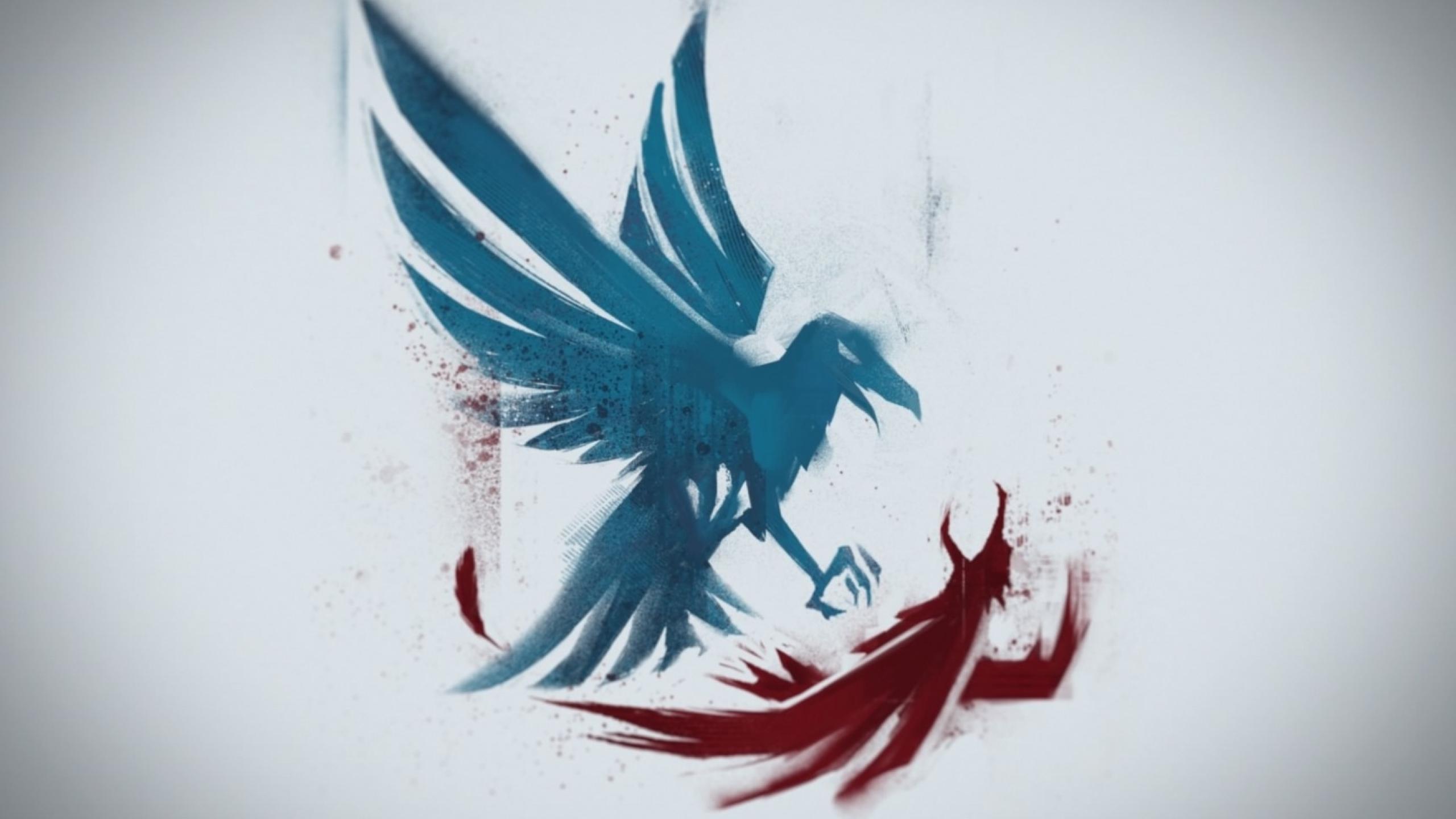 2560x1440 Infamous Second Son Bird 1440p Resolution Wallpaper
