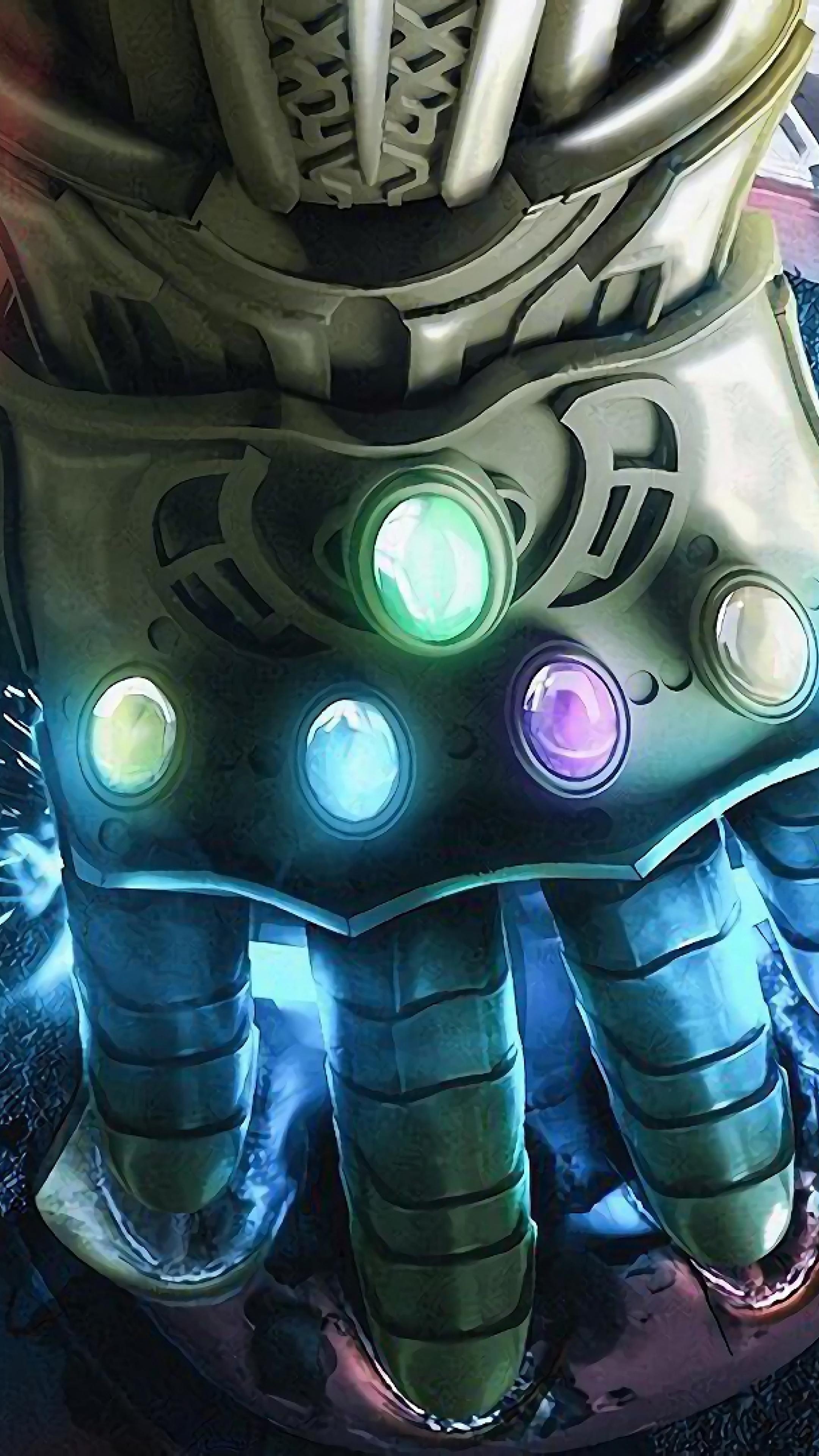 Infinity Gauntlet Of Thanos Avengers Infinity War 2018 Full Hd