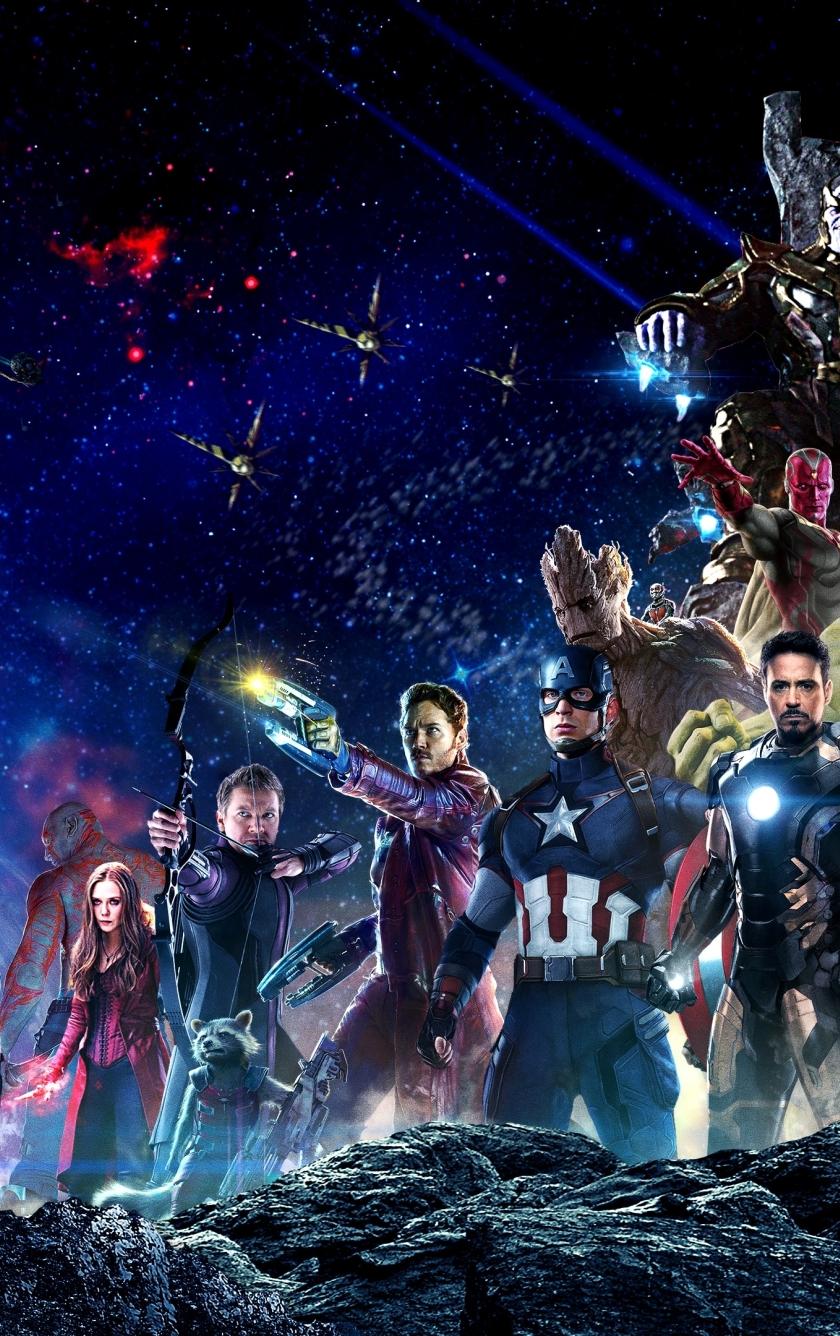 Download Infinity War All Superheroes 1280x960 Resolution Hd 4k