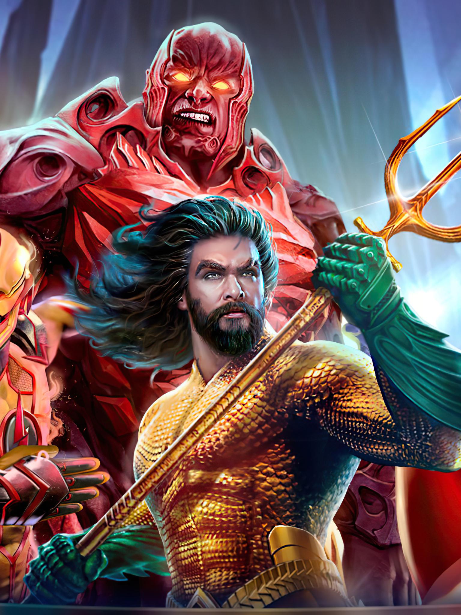 1536x2048 Injustice 2 x Justice League 1536x2048 ...