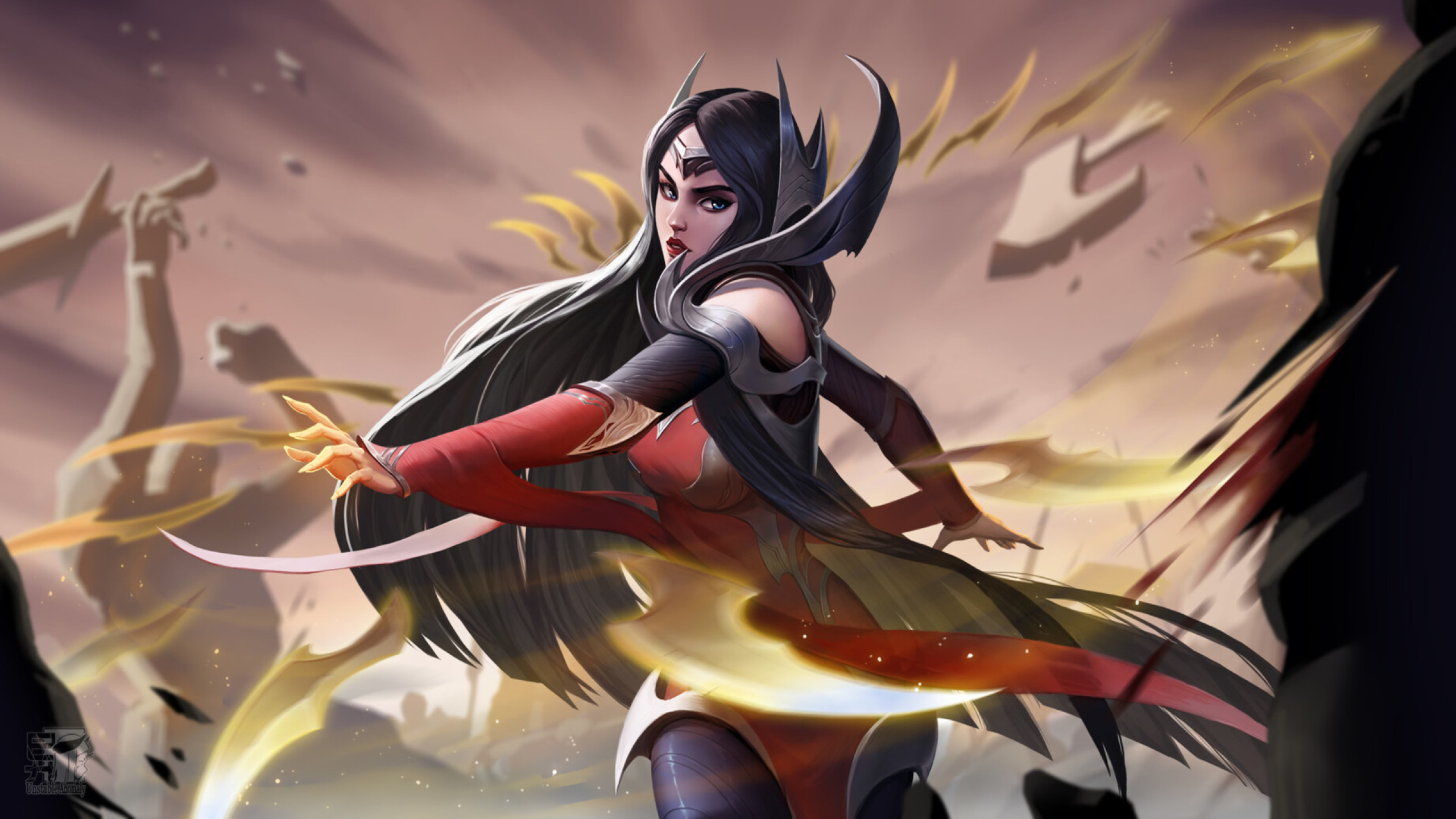 2560x1440 Irelia League Of Legends 1440p Resolution Wallpaper Hd