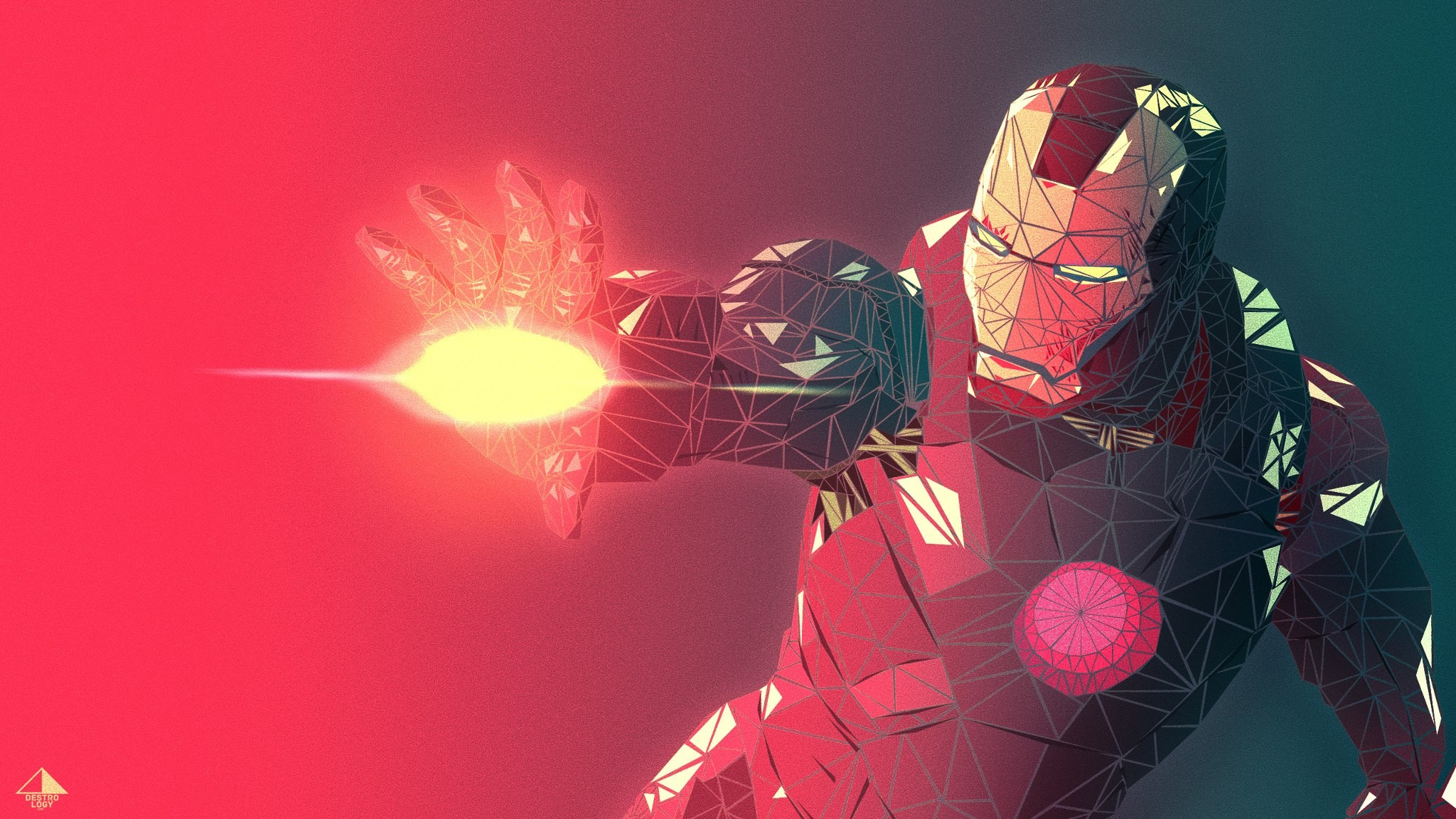 Iron Man Abstract 4kjpg 20481152 Wallpaper Hd Artist 4k