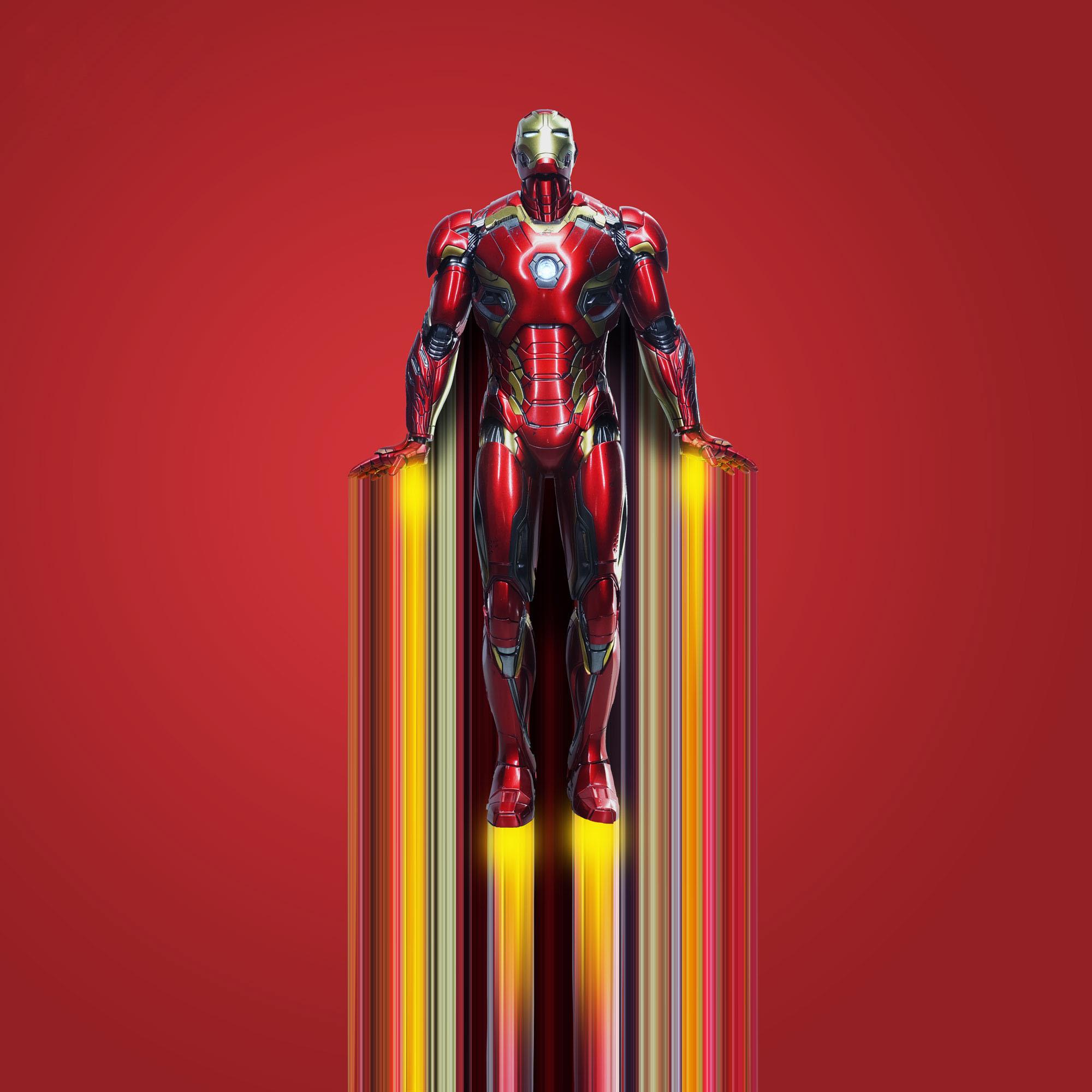 Iron Man Avengers Endgame Art Wallpaper, HD Artist 4K