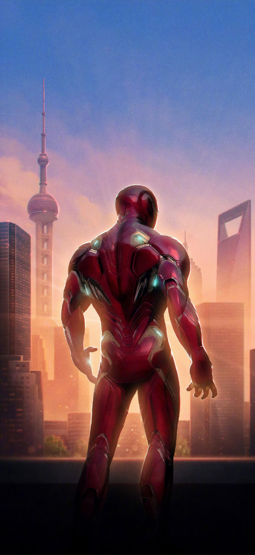 1080x2340 Iron Man Avengers Endgame 1080x2340 Resolution