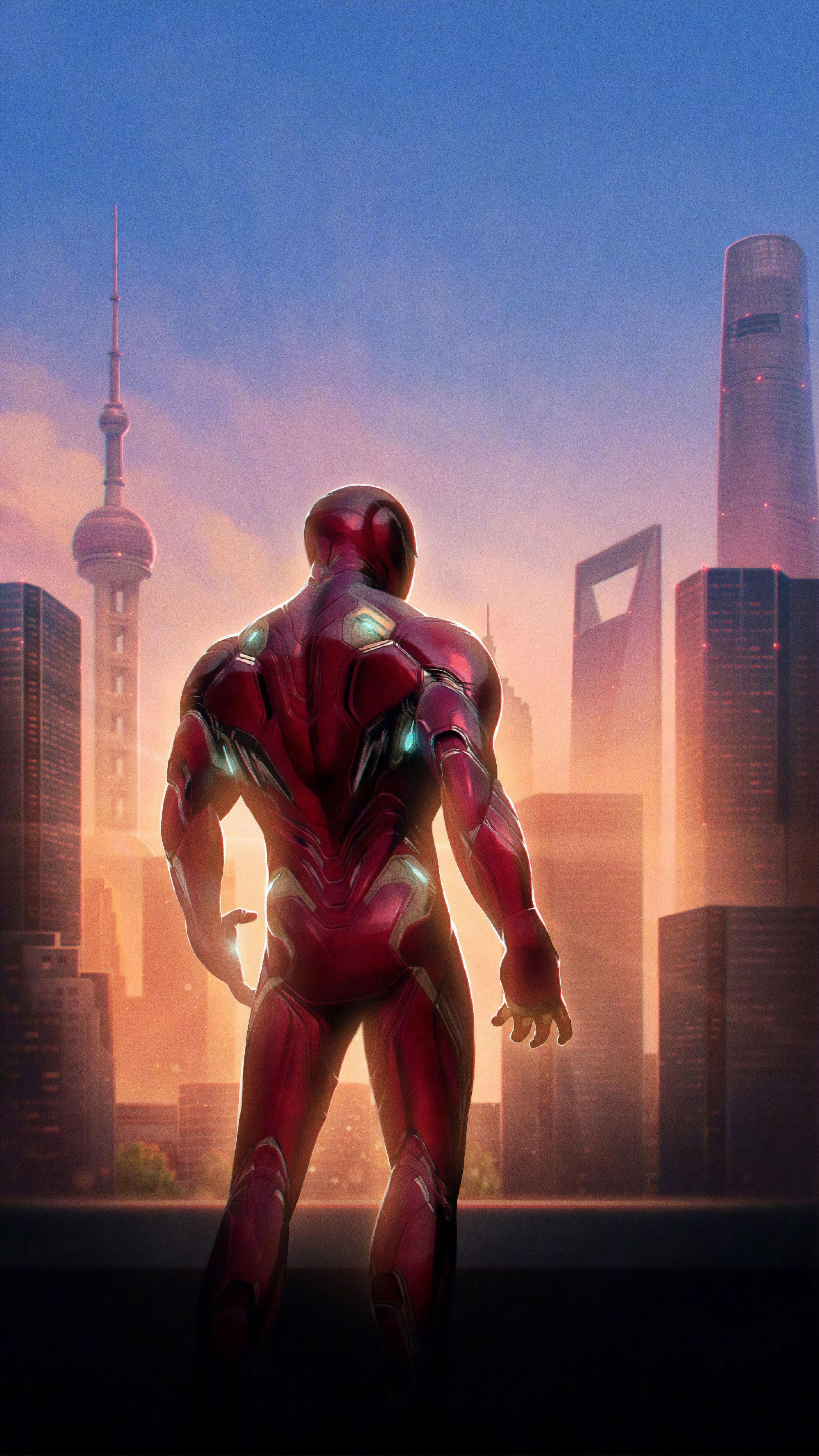 Iron Man Avengers Endgame Wallpaper, HD Movies 4K ...