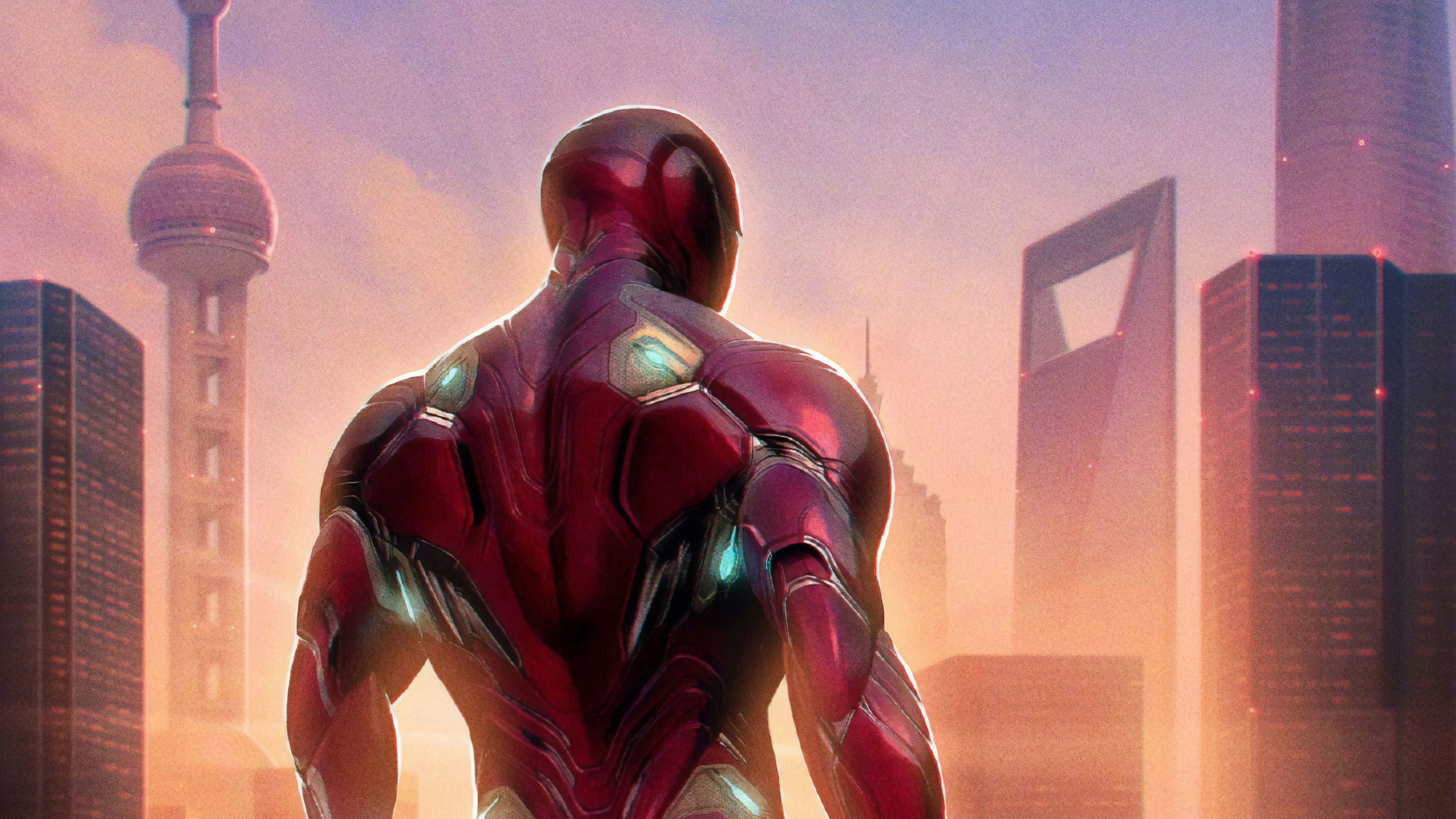 3840x2160 Iron Man Avengers Endgame 4k Wallpaper Hd Movies