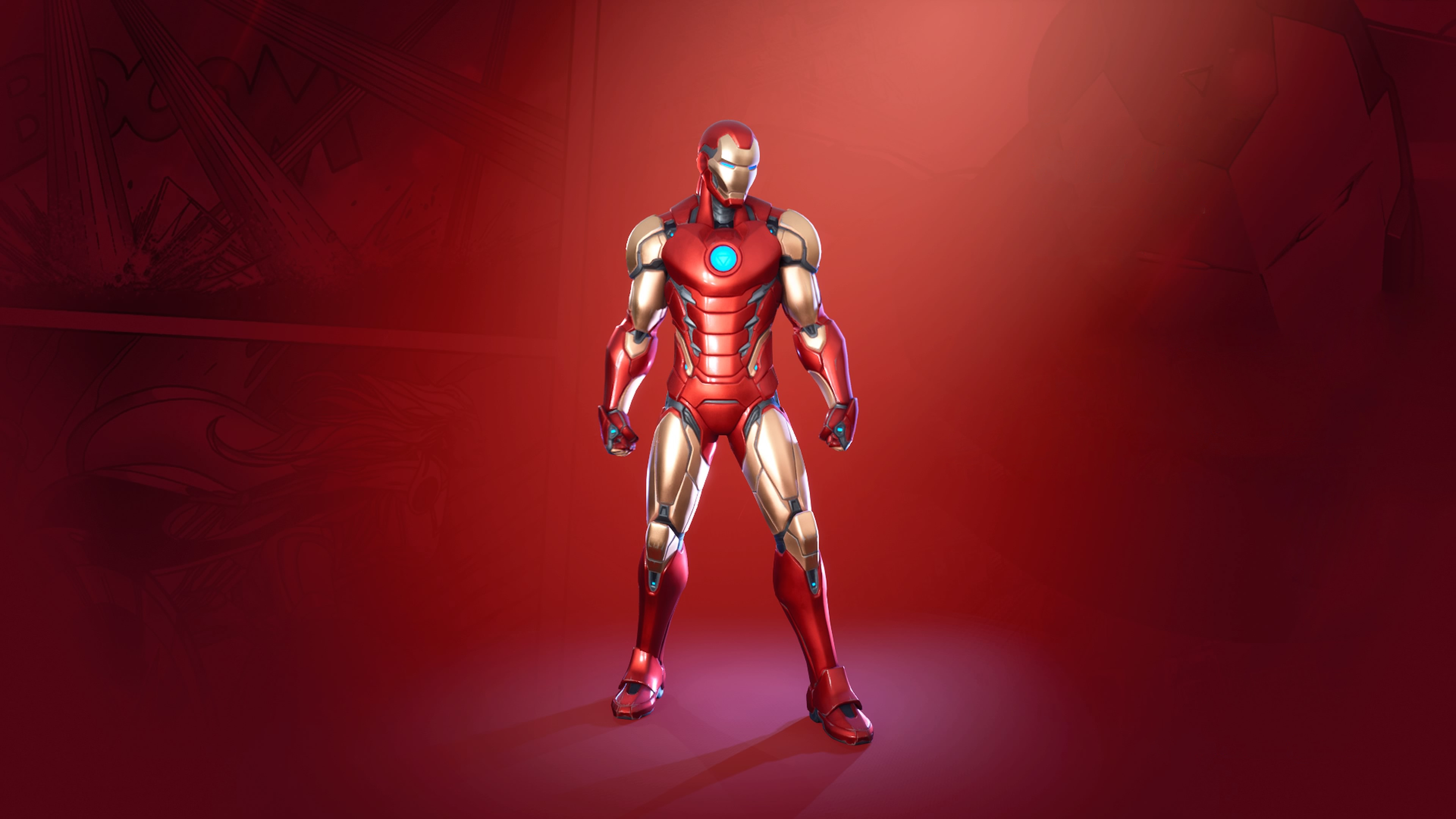 1360x768 Iron Man Fortnite Season 4 Desktop Laptop Hd Wallpaper Hd Games 4k Wallpapers Images Photos And Background