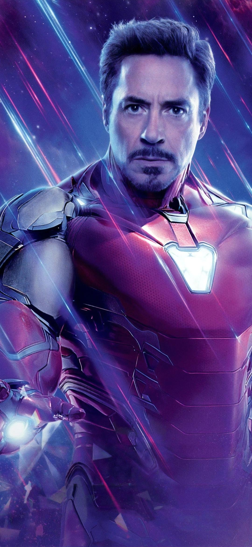 1080x2340 Iron Man in Avengers Endgame 1080x2340 ...