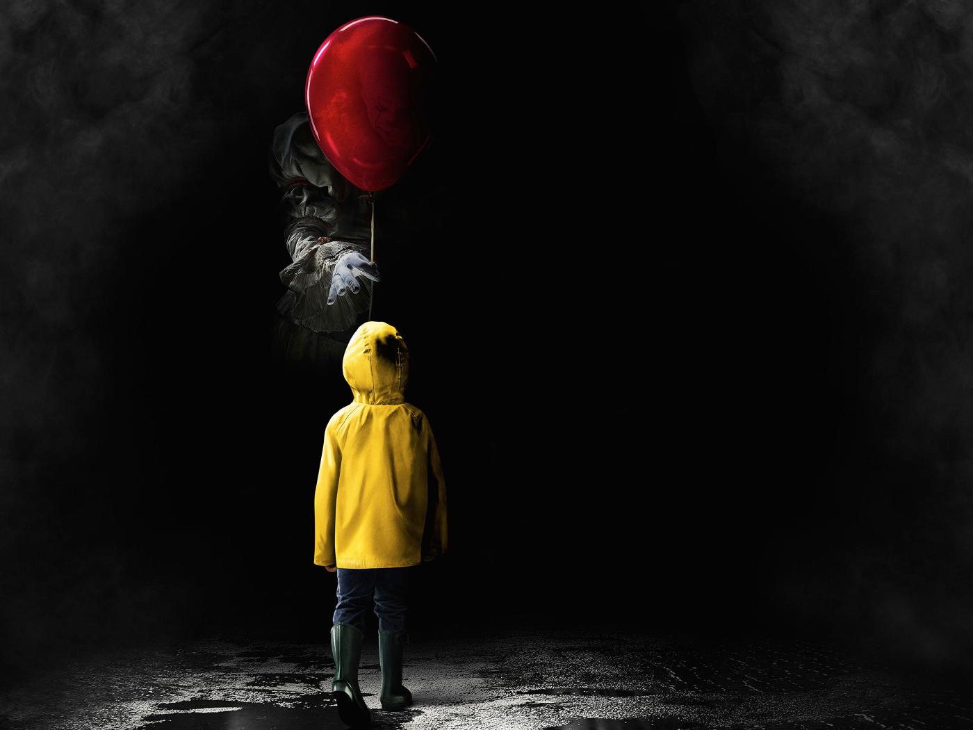 It 2017 Horror Movie Poster Hd 4k Wallpaper