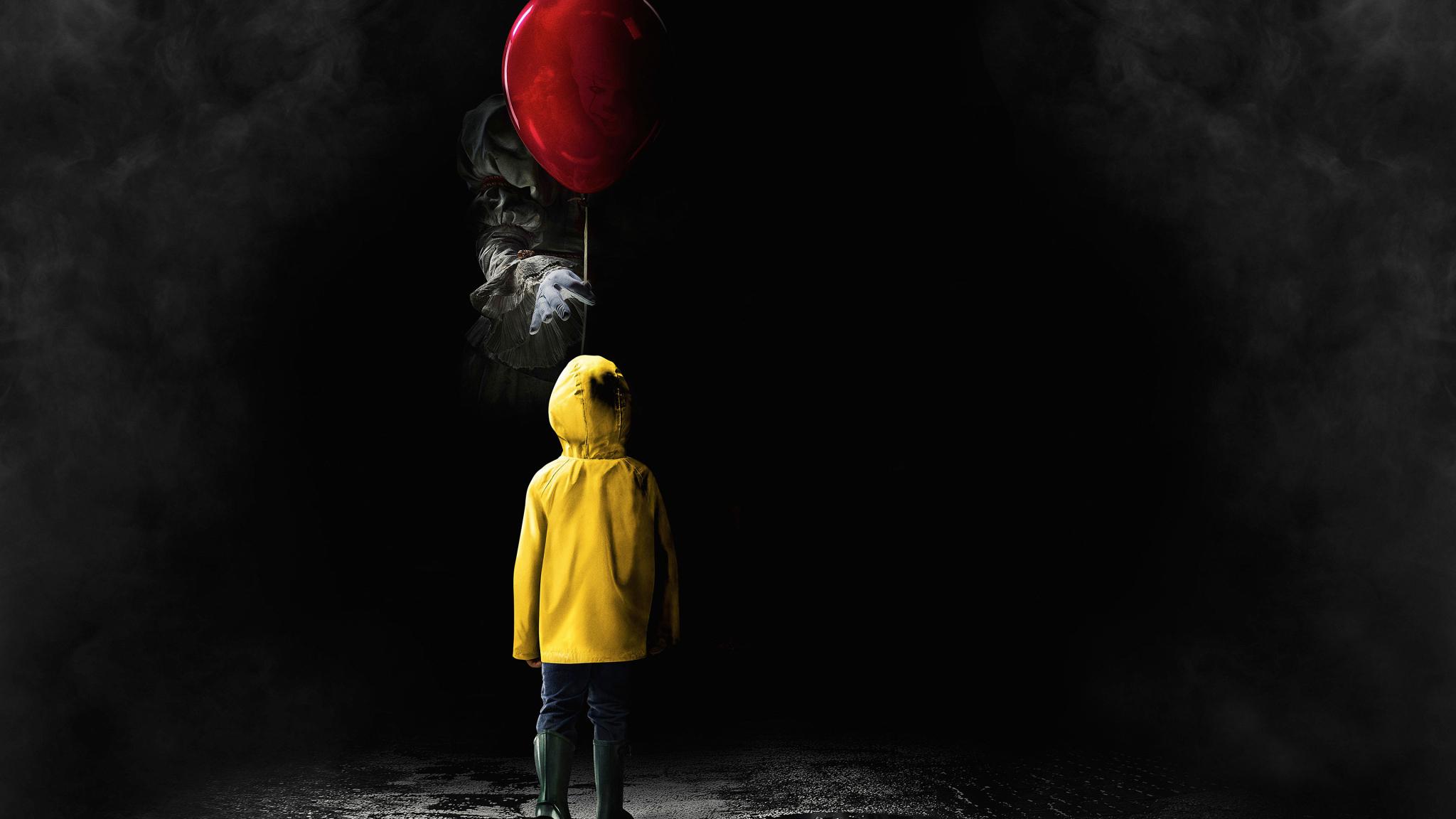 It 2017 Horror Movie Poster, HD 4K Wallpaper