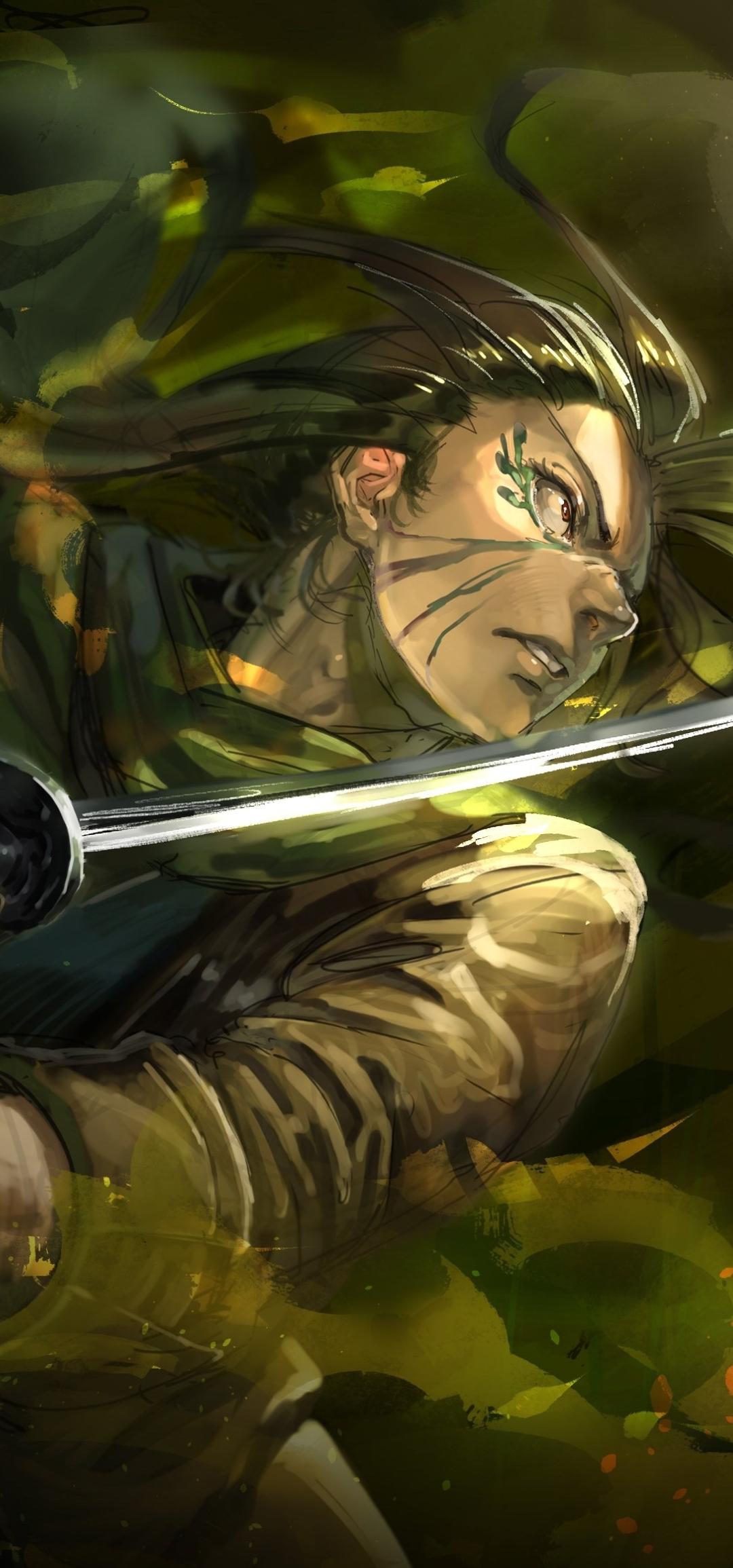 1080x2310 Itachi Uchiha 4K Digital Art 1080x2310 ...