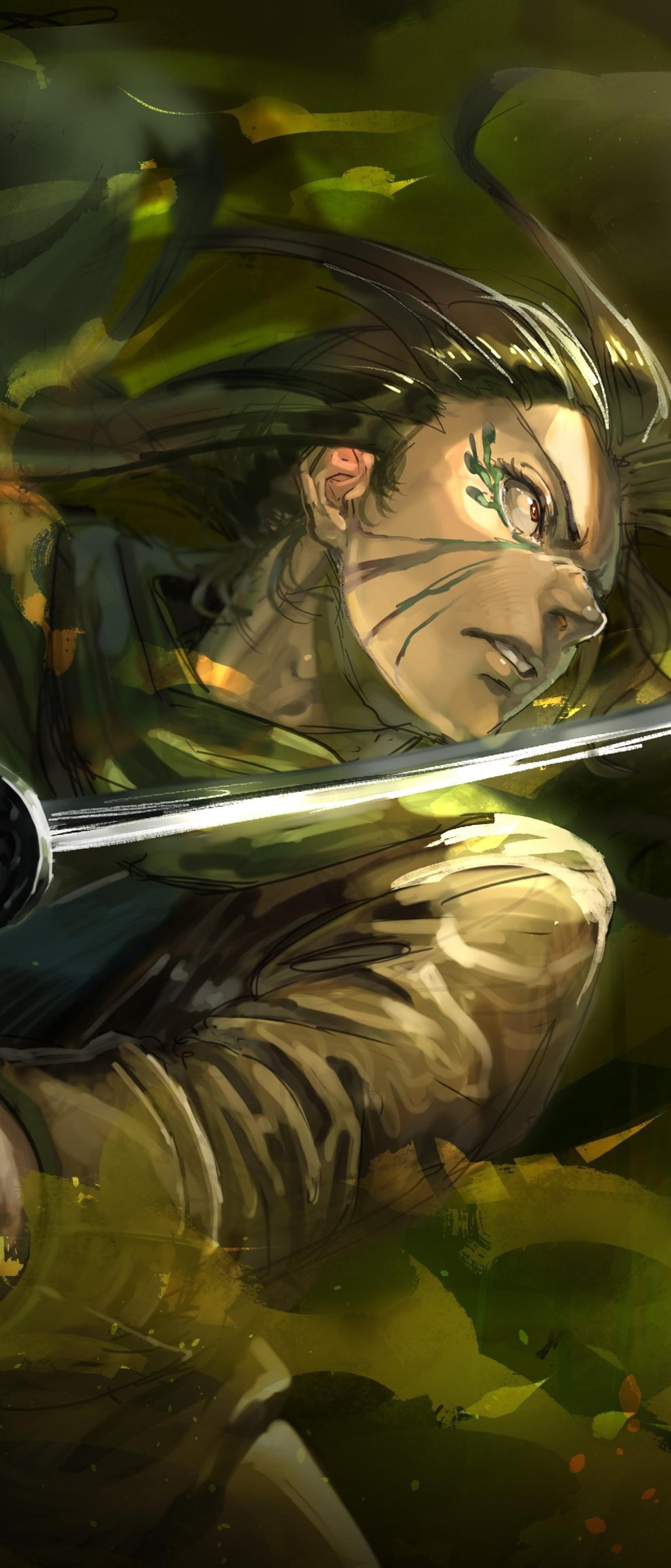 1644x3840 Itachi Uchiha 4K Digital Art 1644x3840 ...