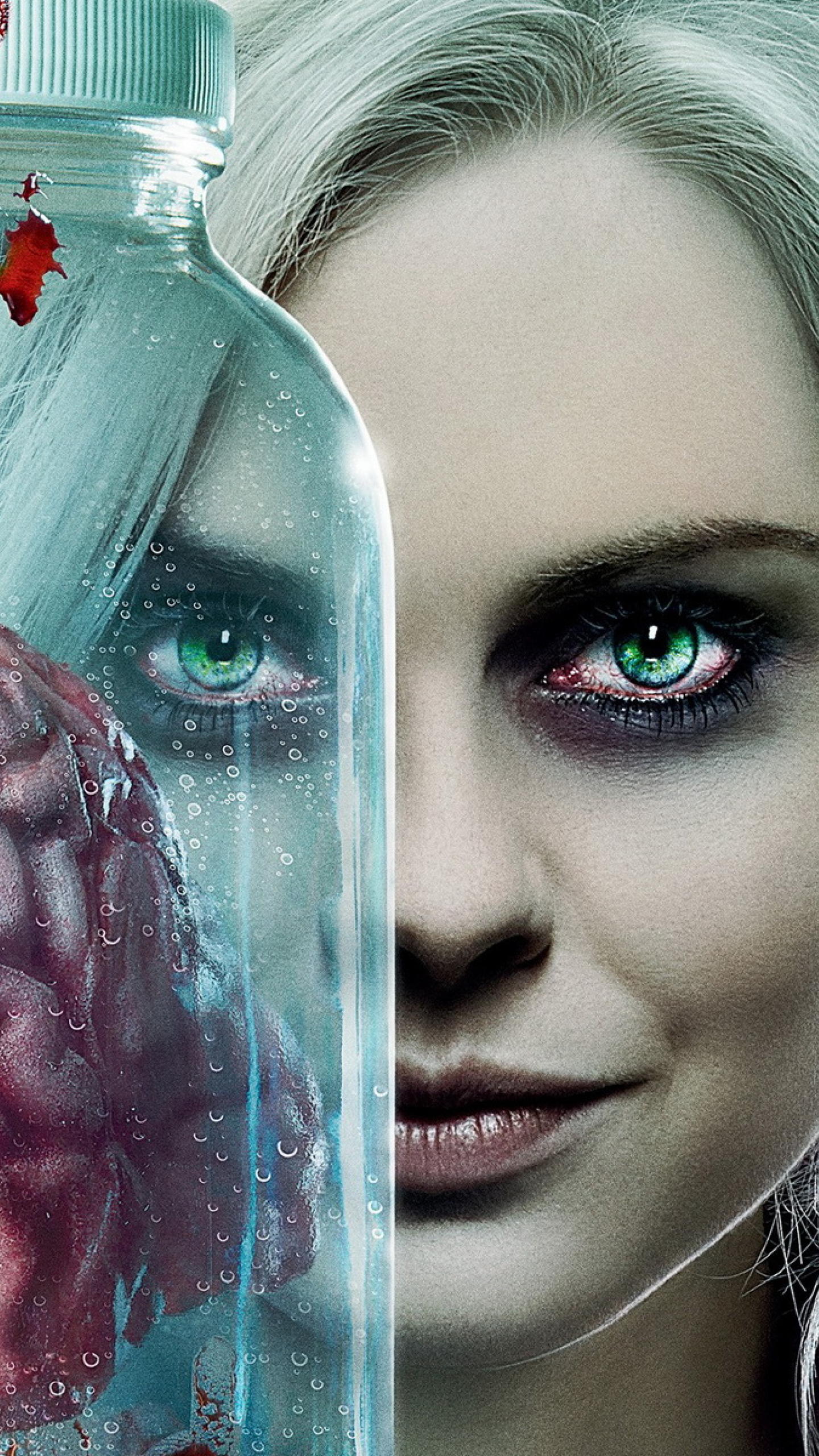 download izombie, rose mciver, olivia moore 1440x2560 resolution