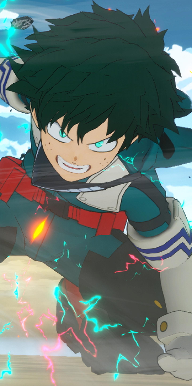 1440x2880 Izuku Midoriya Anime 1440x2880 Resolution