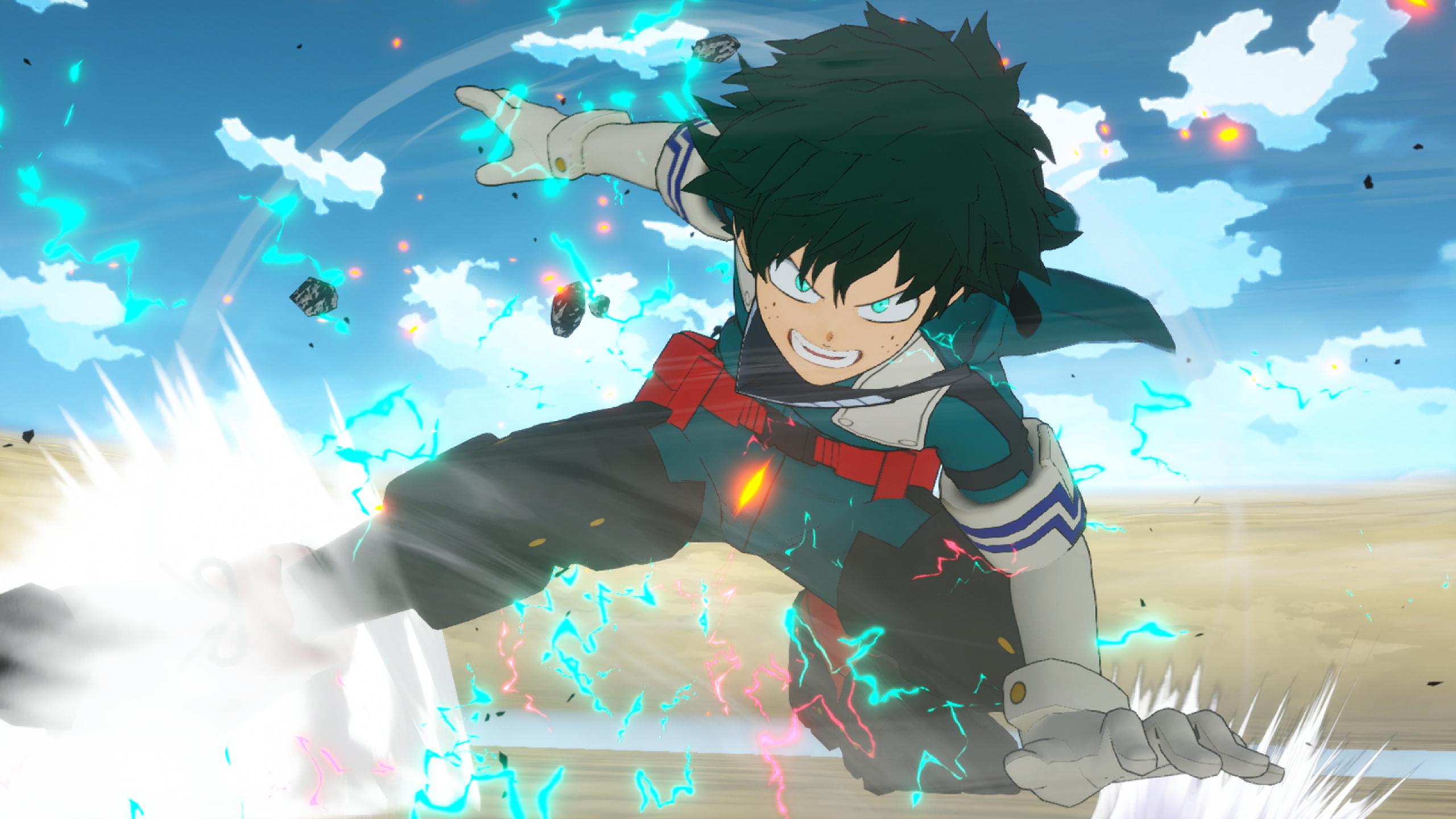 2560x1440 Izuku Midoriya Anime 1440p Resolution Wallpaper Hd Anime 4k Wallpapers Images Photos And Background