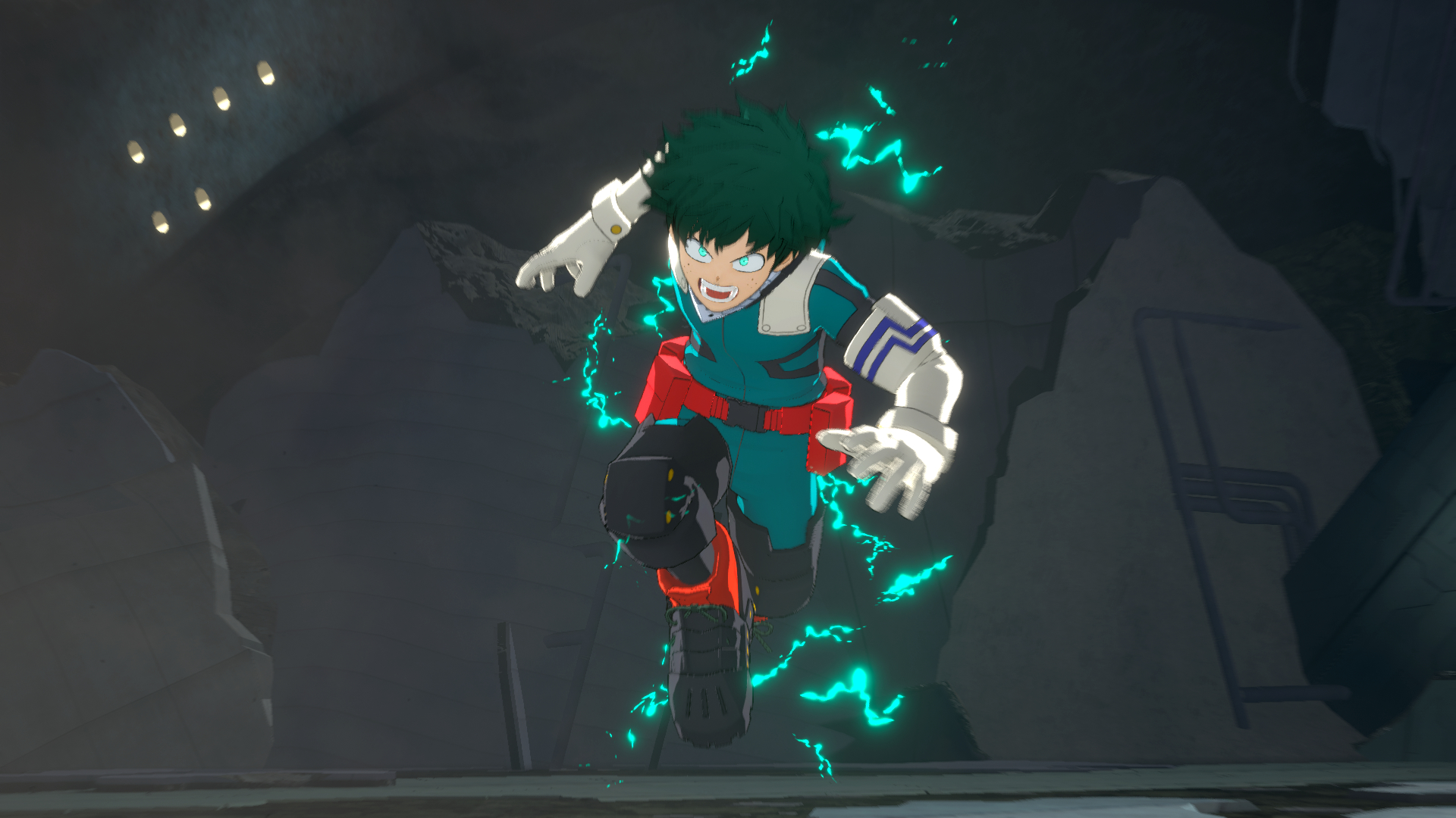 Izuku Midoriya In My Hero Ones Justice 2 Wallpaper Hd Games