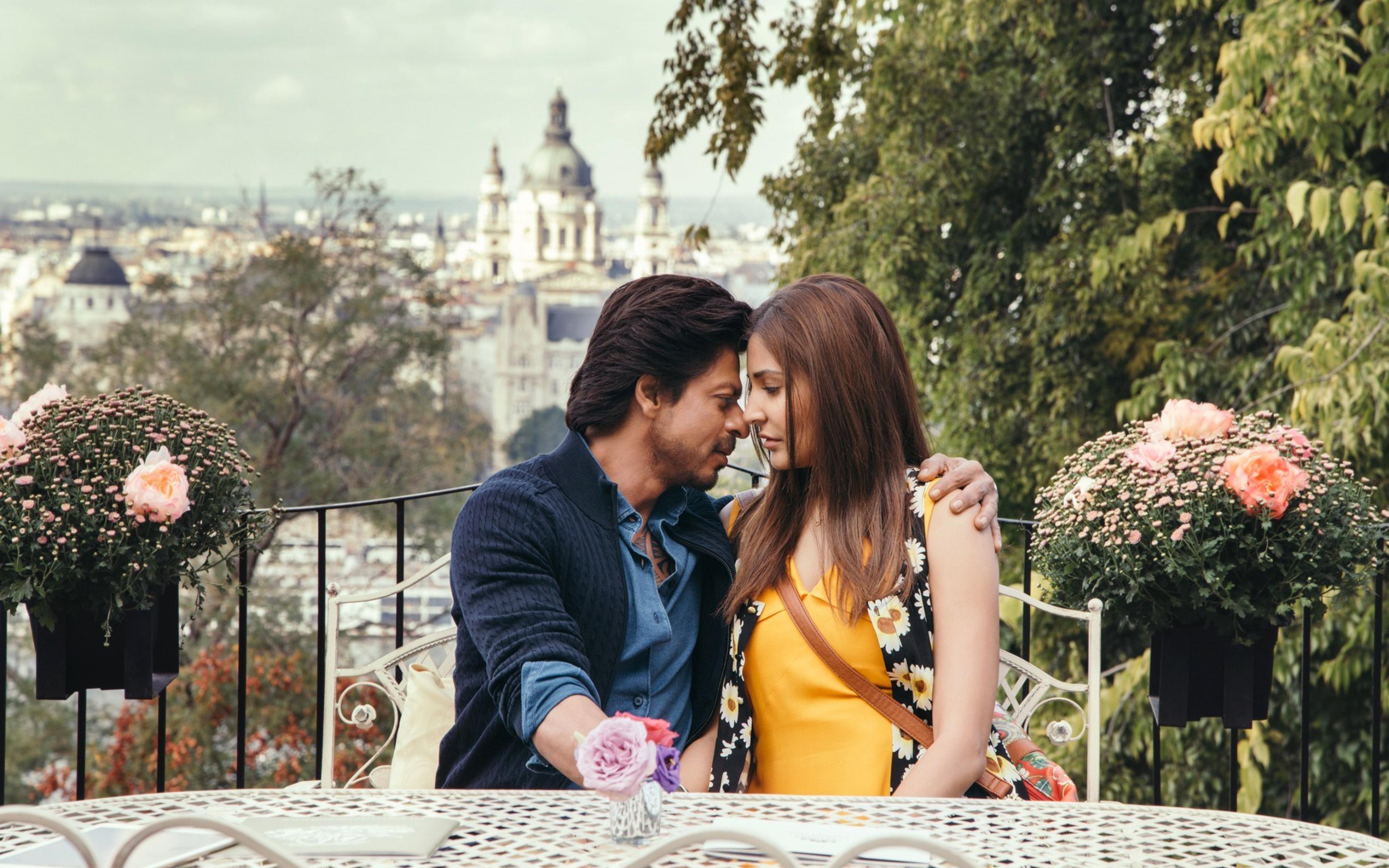 Download Jab Harry Met Sejal Anushka And Shahrukh Khan Romance