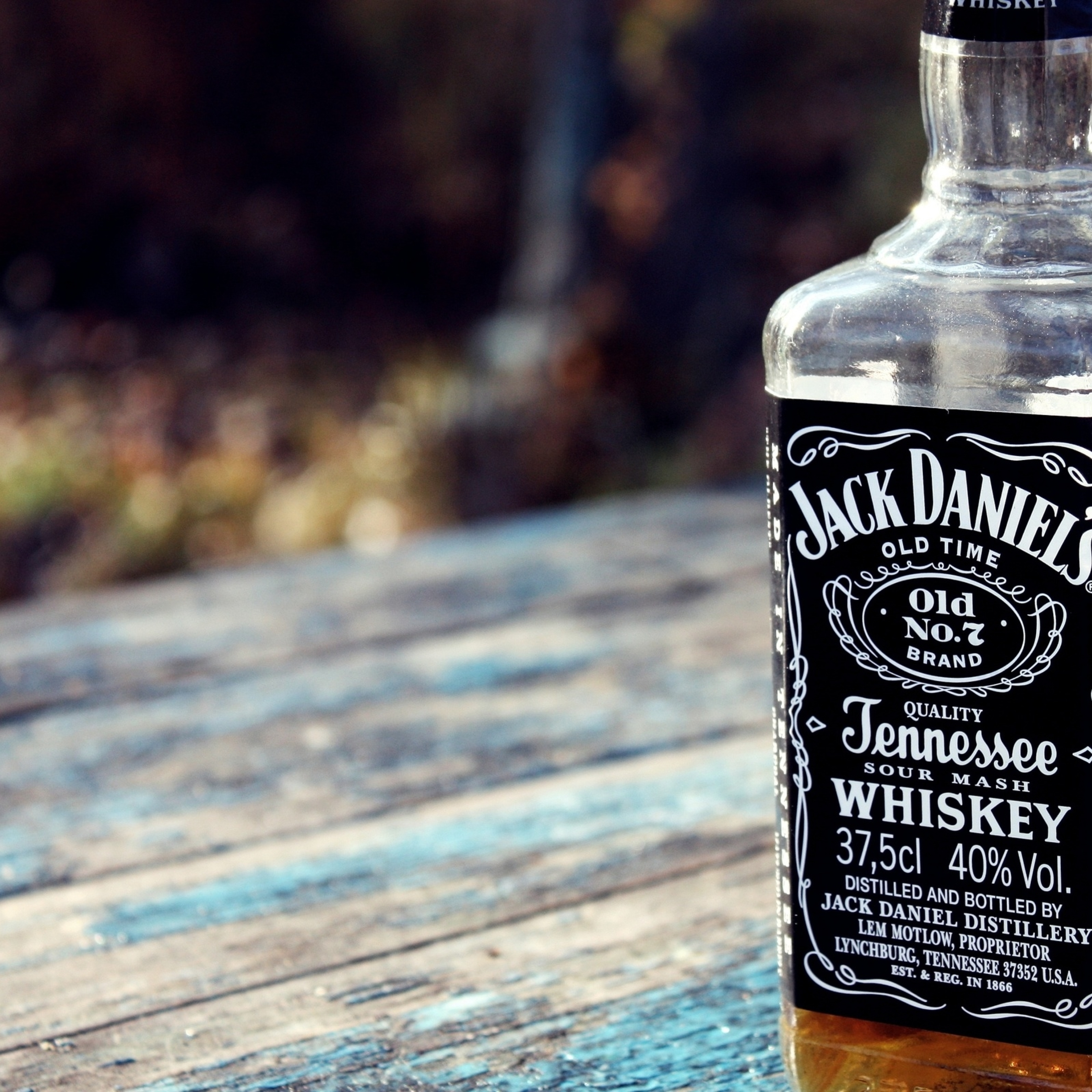 Jack Daniels, Whiskey, Alcohol, Full HD 2K Wallpaper