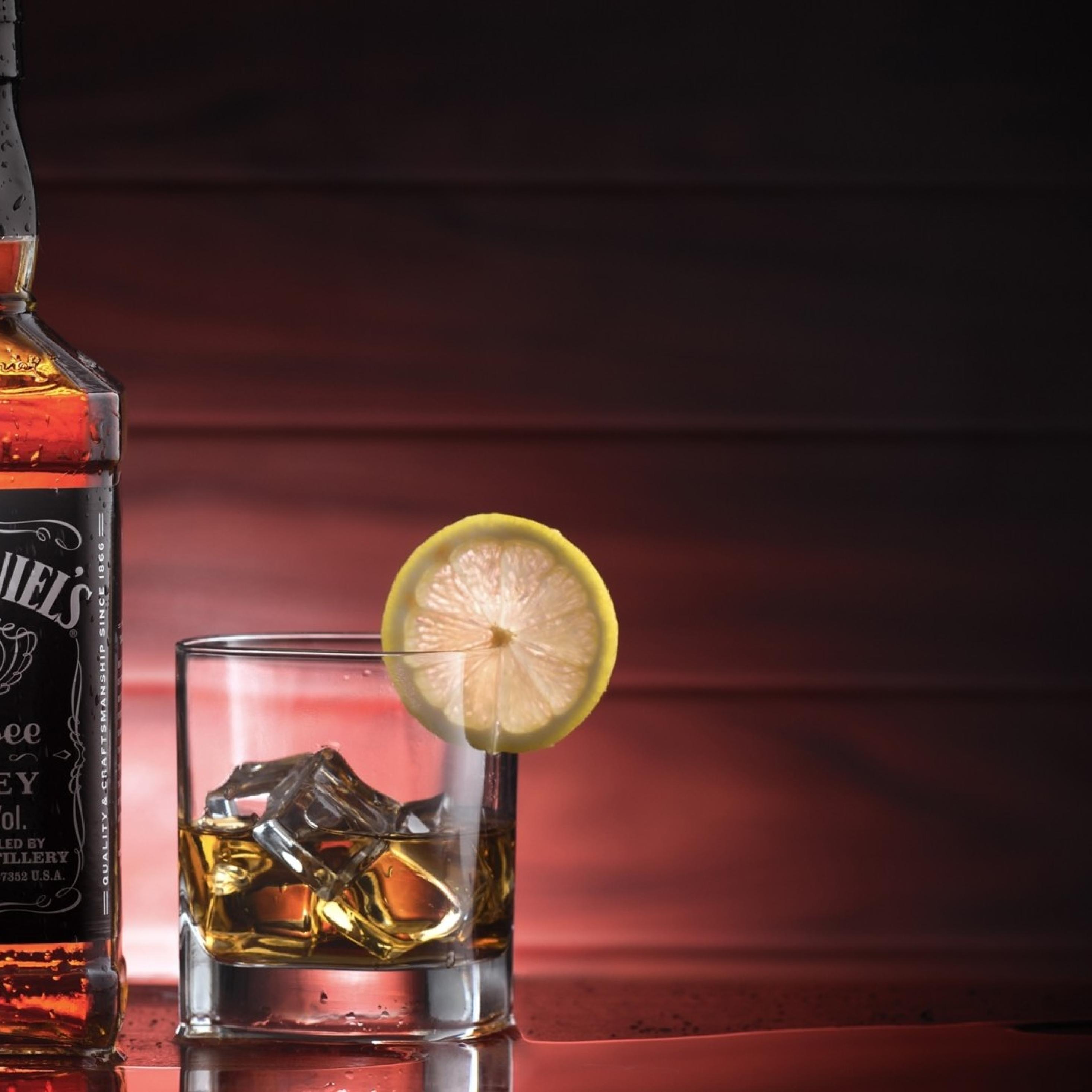 Jack Daniels, Whiskey, Glass, Full HD Wallpaper