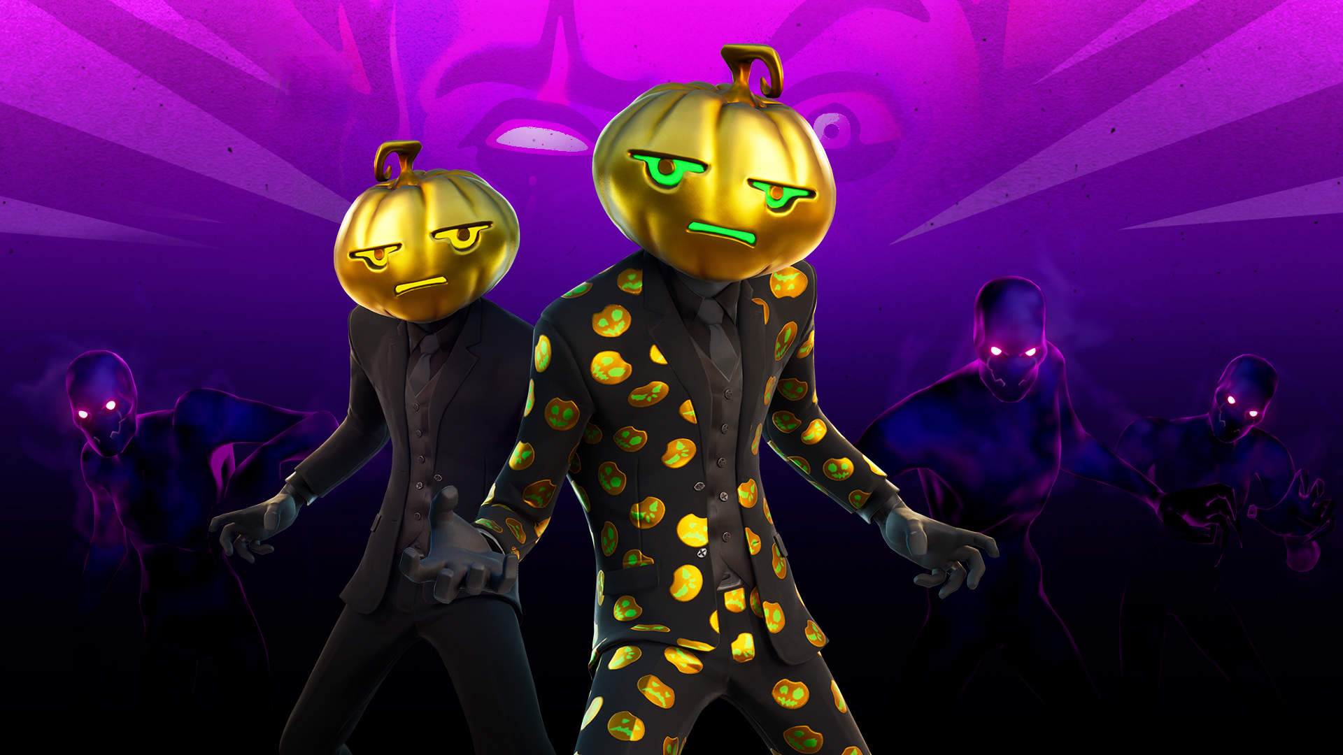Jack Gourdon Outfit Fortnite Halloween Wallpaper Hd Games 4k Wallpapers Images Photos And Background