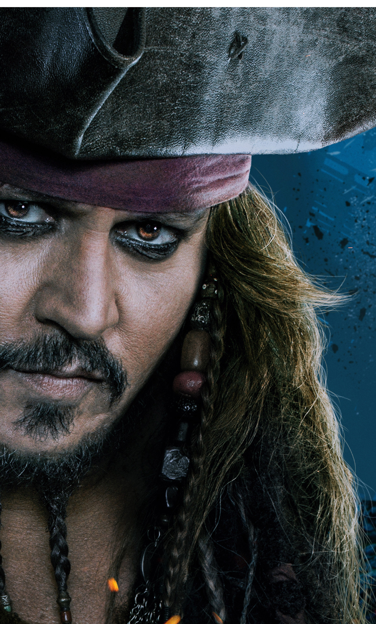 Jack Sparrow Pirates Of The Caribbean Dead Men Tell No Tales Still