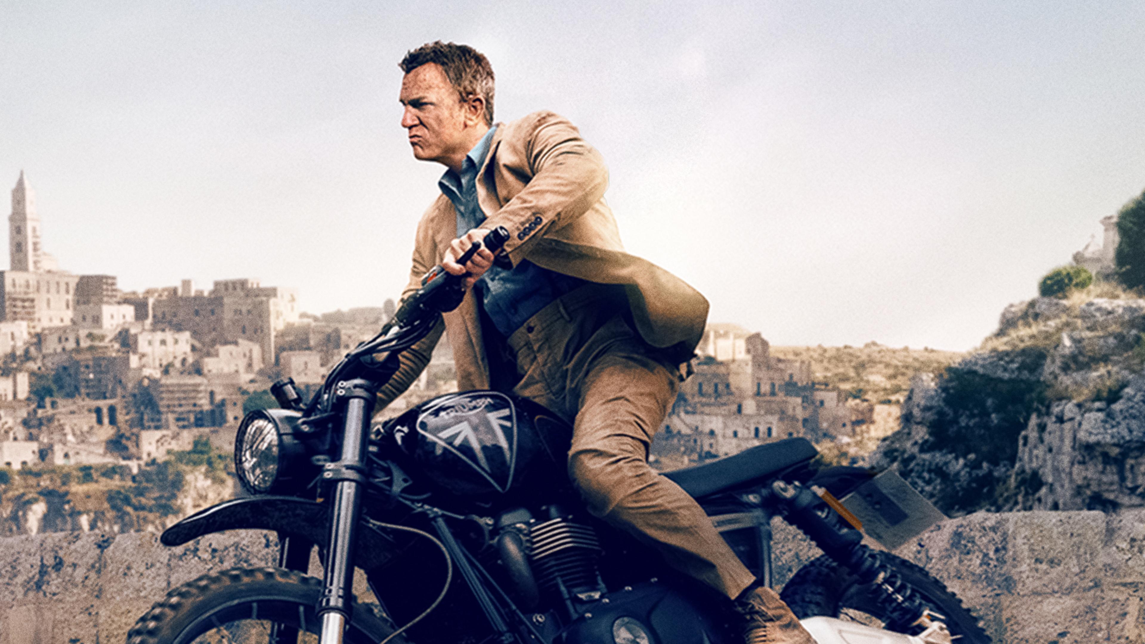 3840x2160 James Bond 2020 4K Wallpaper, HD Movies 4K ...