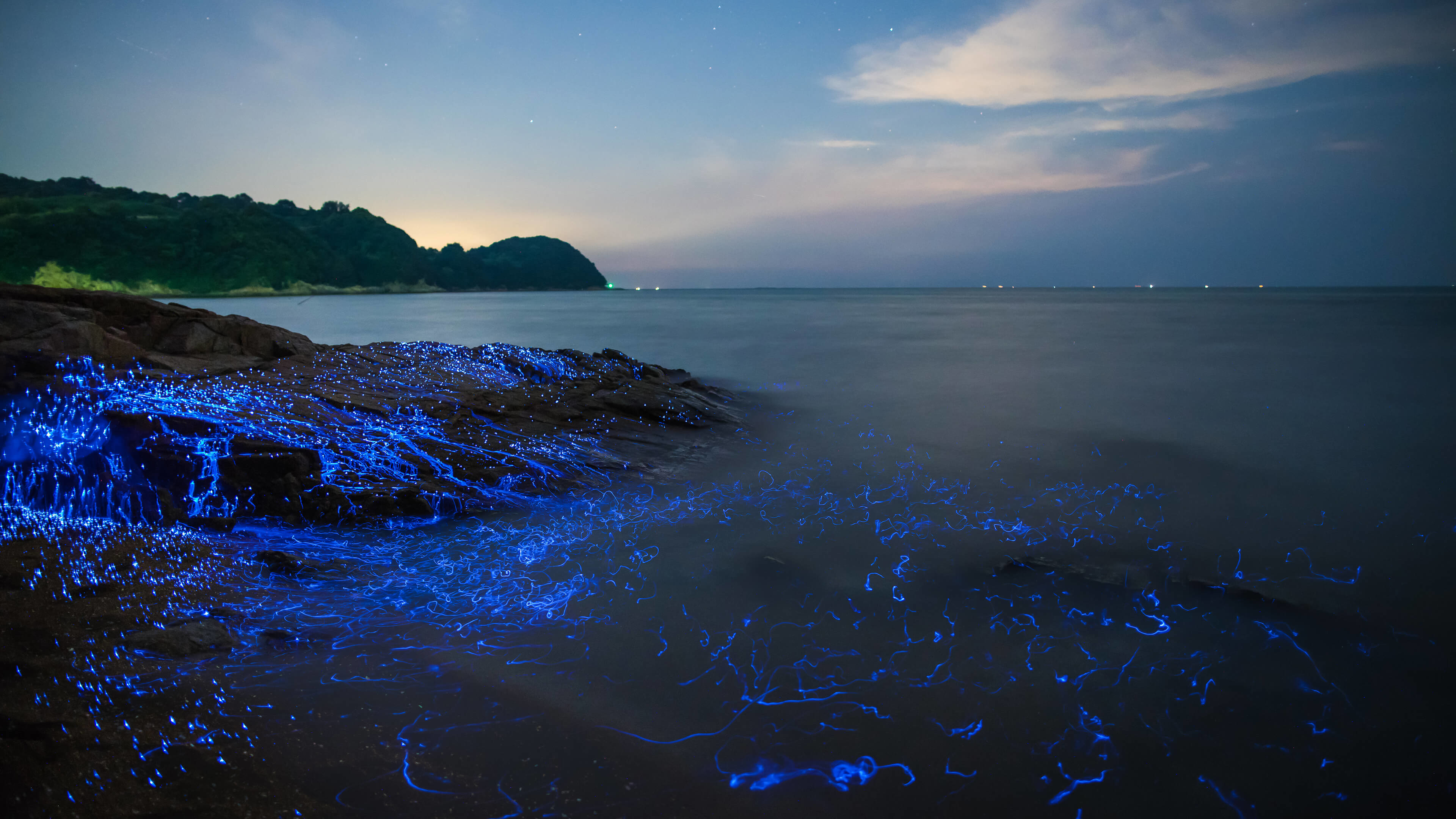Japanese Islands Wallpaper, HD Nature ...