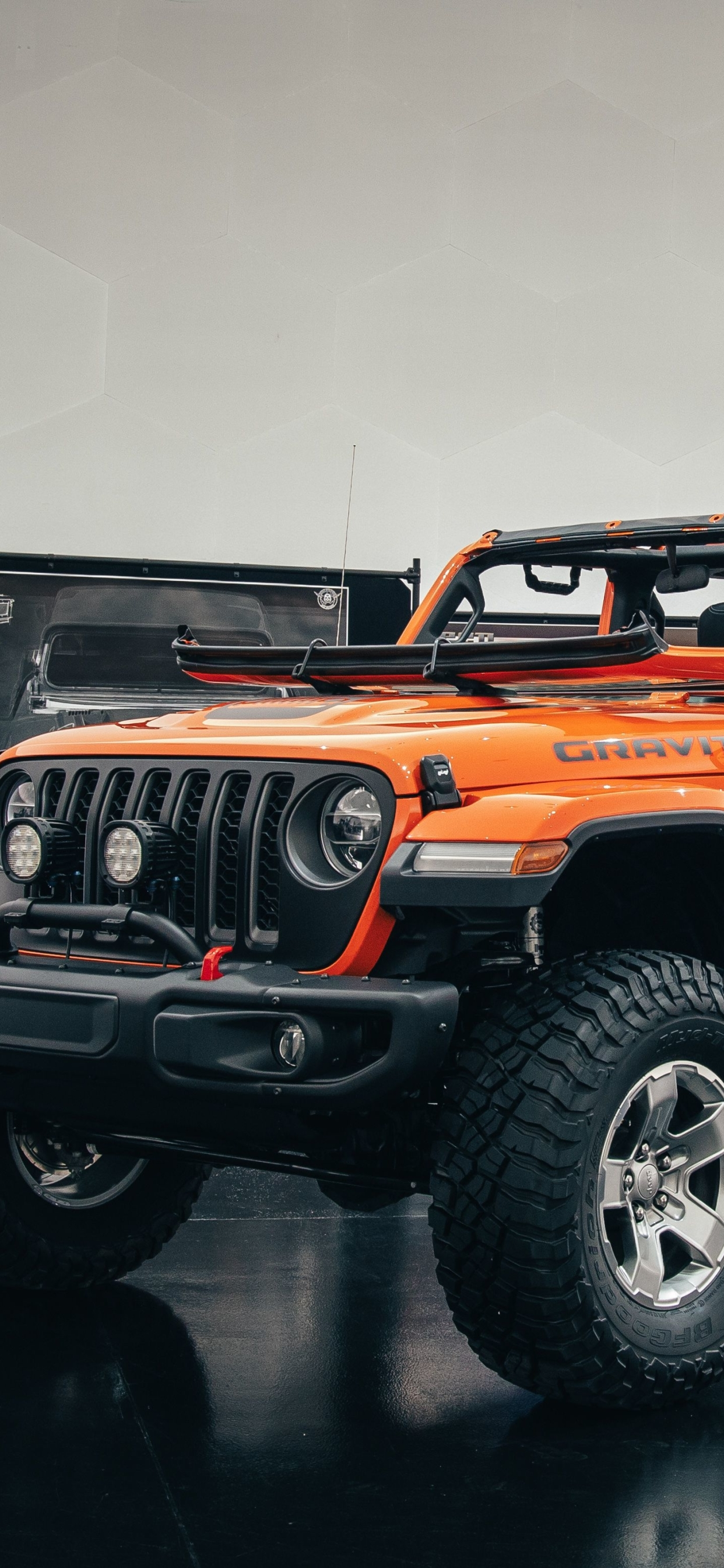 1242x2688 Jeep Gladiator Gravity Iphone Xs Max Wallpaper Hd