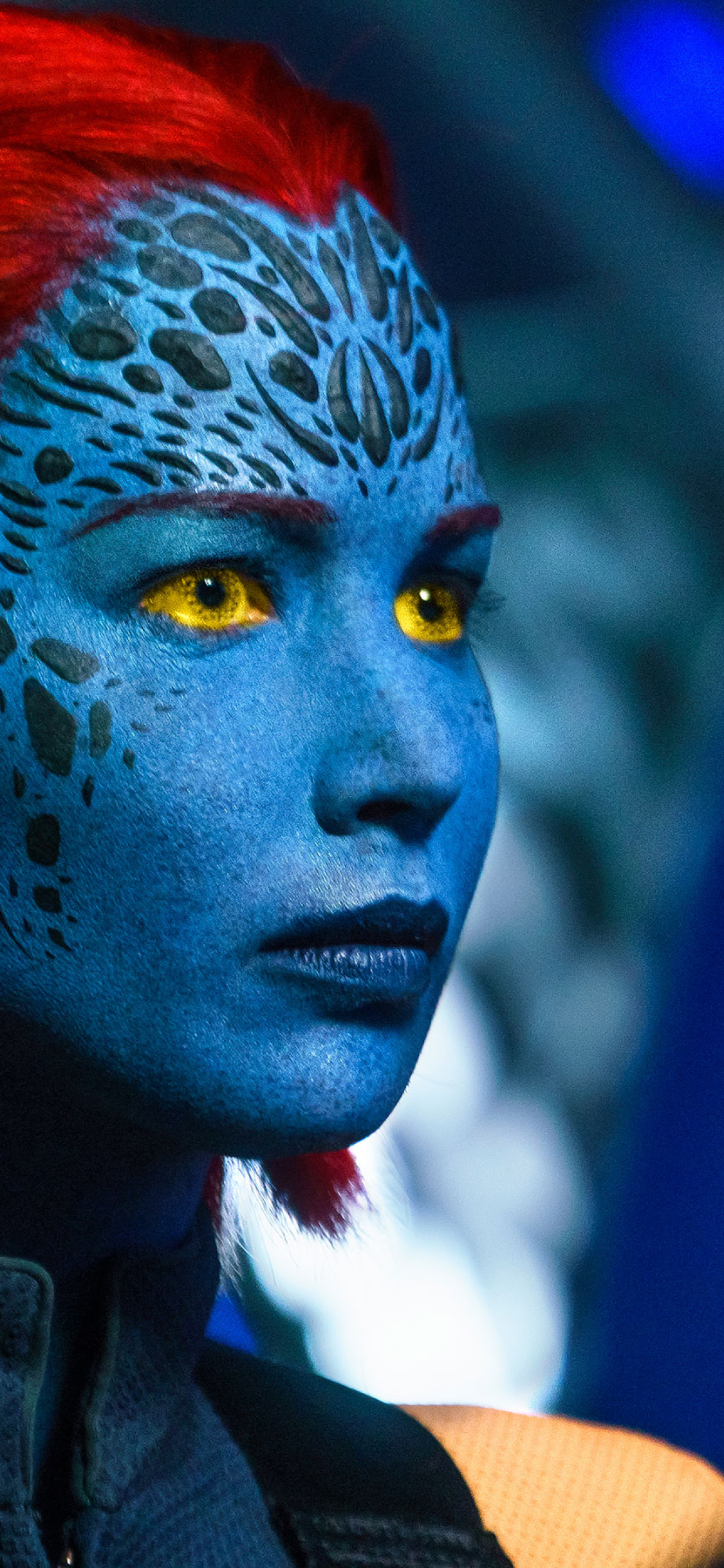 X-Men Jennifer Lawrence Mystique