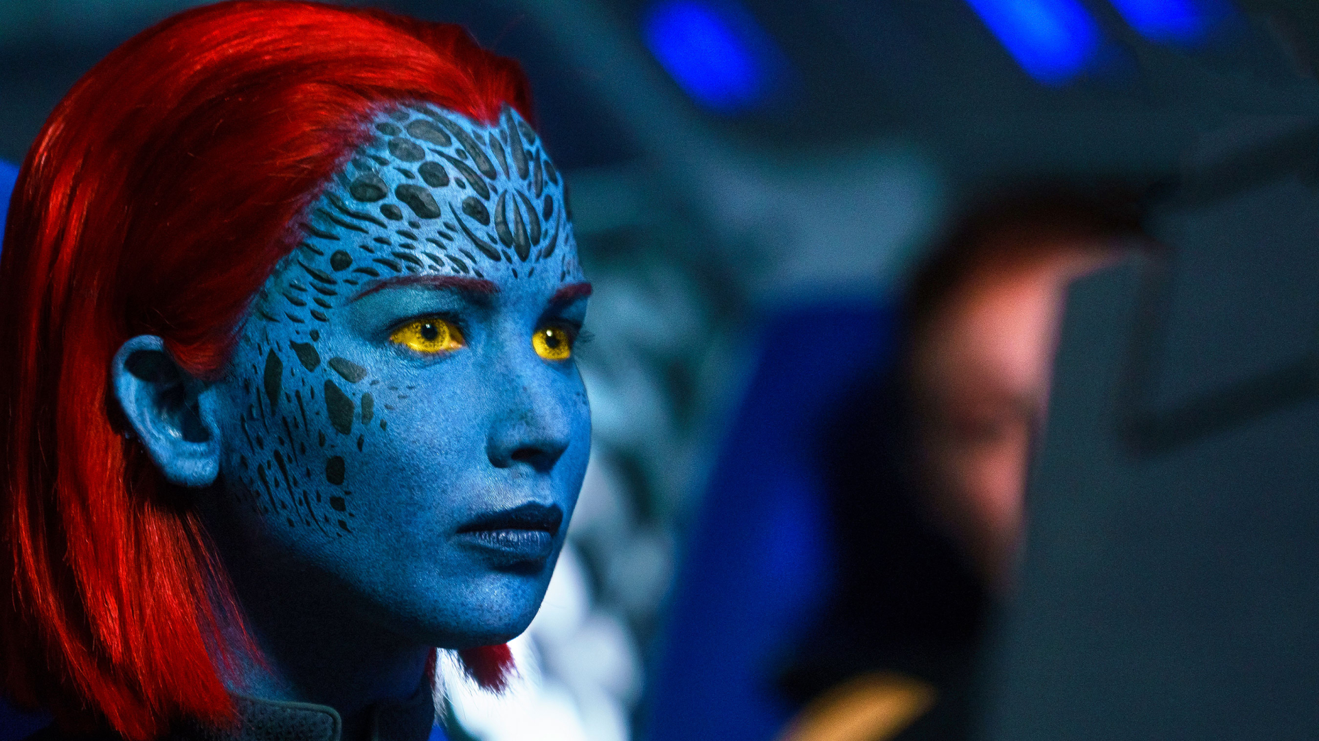 1920x1080 Jennifer Lawrence As Mystique In X Men Dark Phoenix 2018
